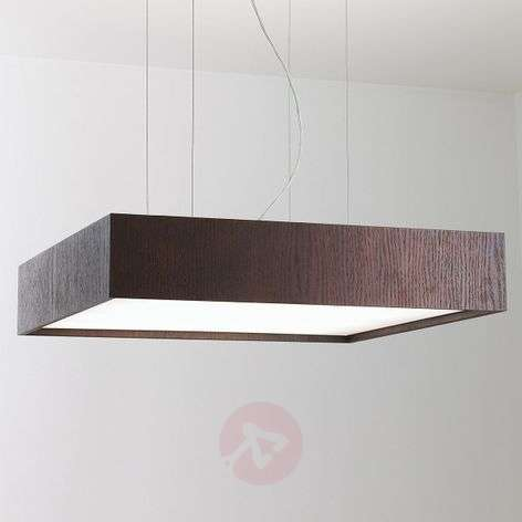 Suspension Carré S avec LED 60x60
