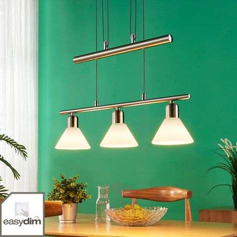 Suspension Easydim Eleasa avec LED