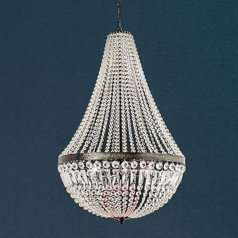 Suspension en cristal Andara 60 cm