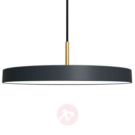 Suspension LED futuriste Asteria