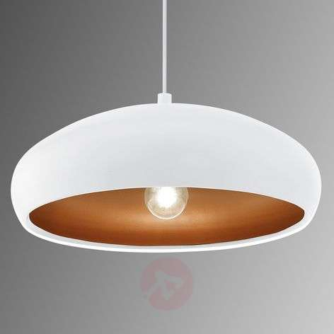 Suspension Mogano blanche