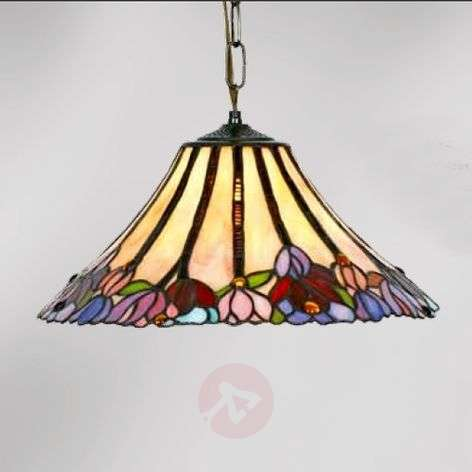 Suspension Tori style Tiffany à 1 lampe-1032257-31