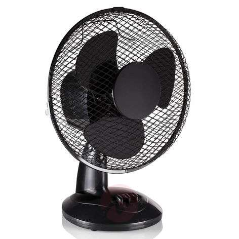 Ventilateur de table LVE5924 noir