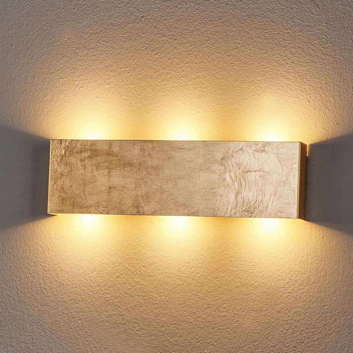 Applique LED Maja dimmable, doré antique-6722198-31