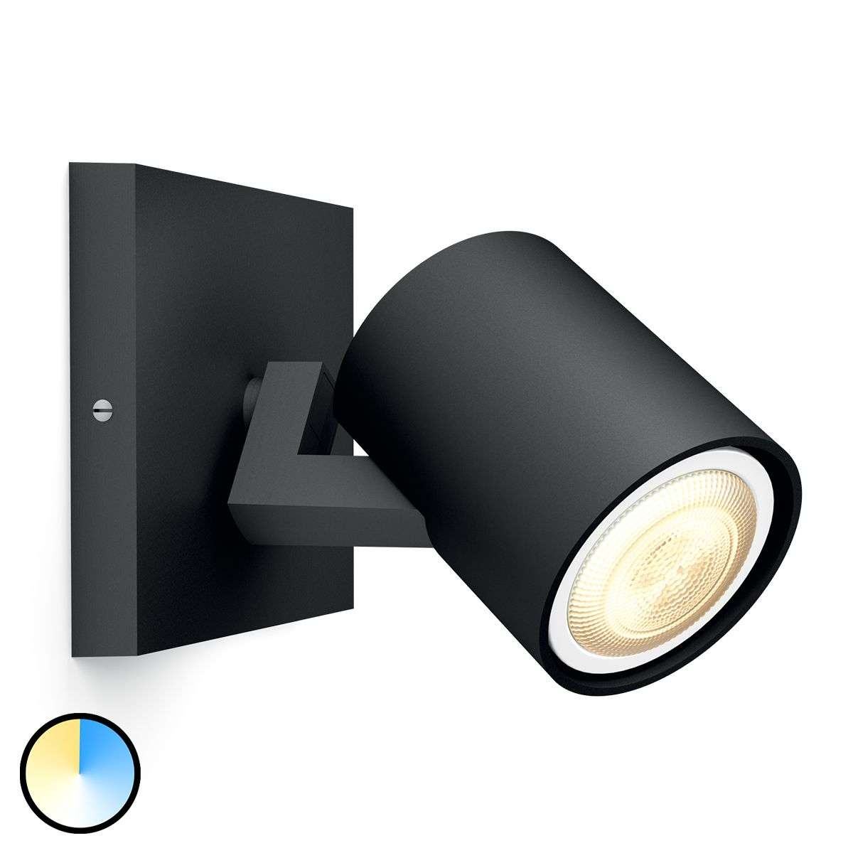 avec variateur spot led philips hue runner. Black Bedroom Furniture Sets. Home Design Ideas