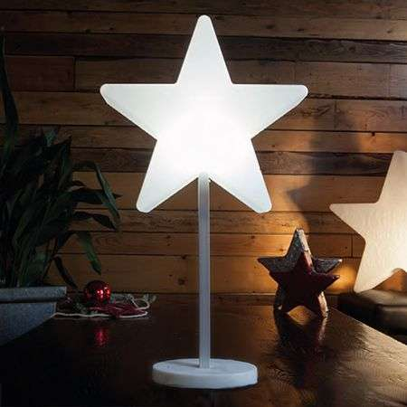 Jolie lampe décorative LED Shining Window Star-1004095-31