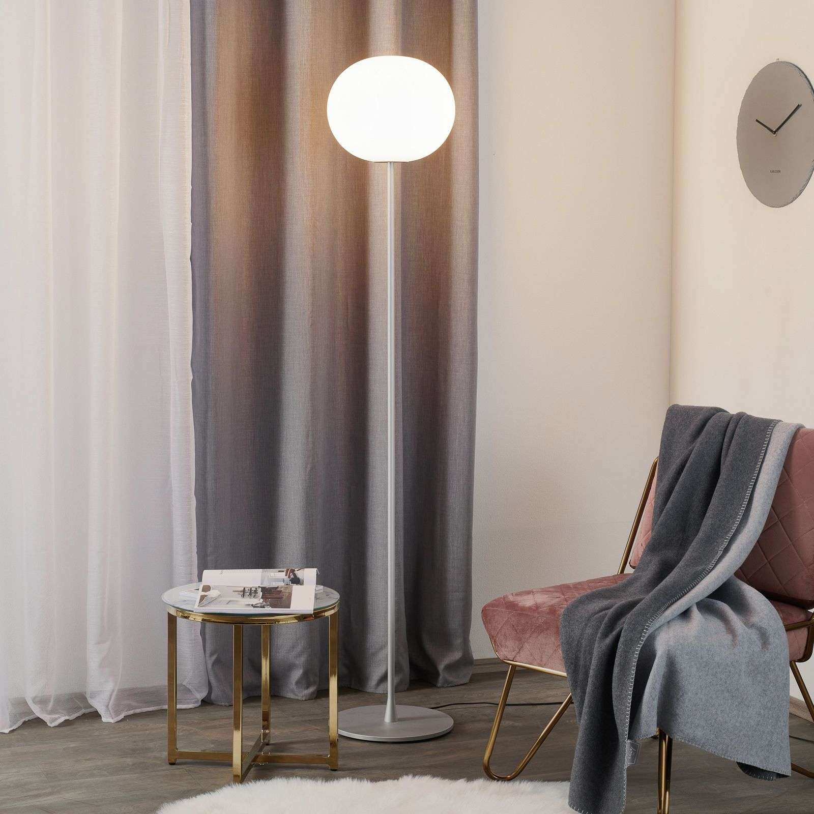 Lampadaire design Glo-Ball F2 by FLOS-3510147-33