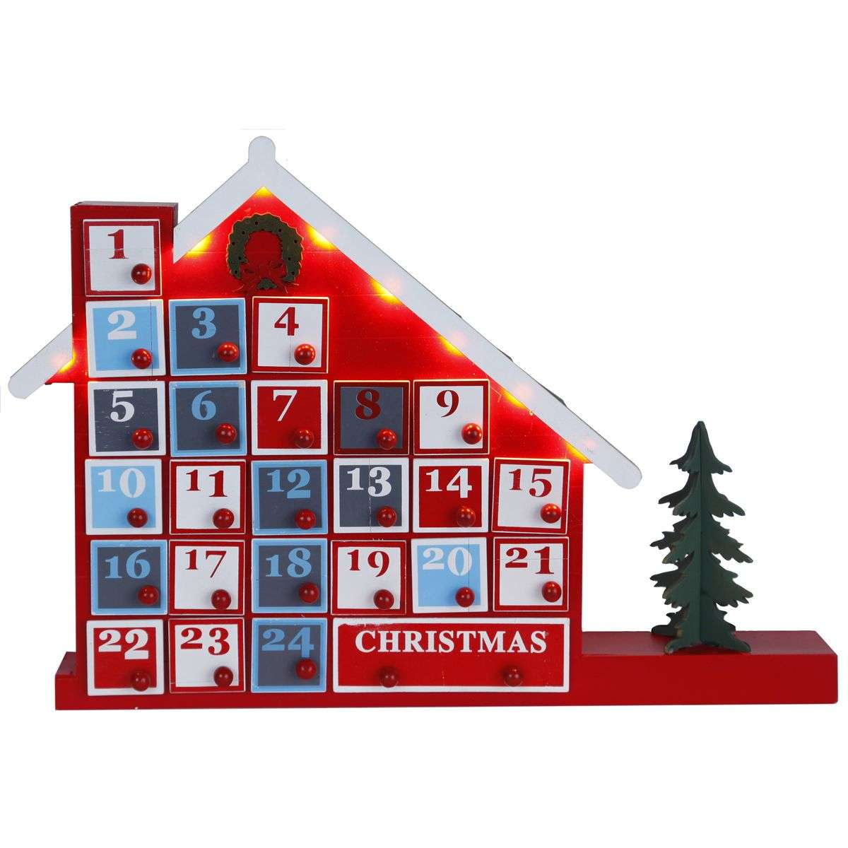 Lampe décorative Advent House-1522594-31