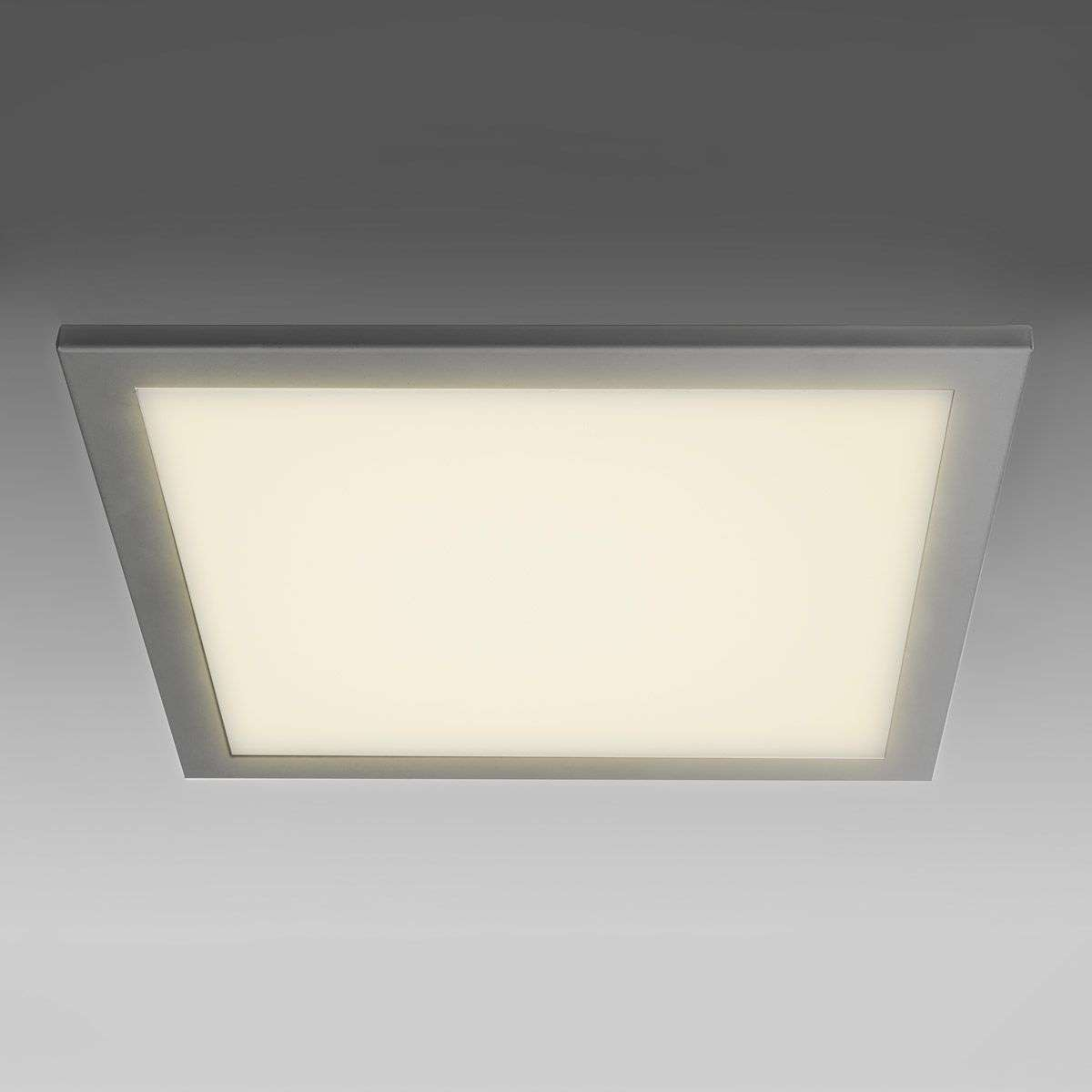 Plafonnier encastrable LED SUN 9, ultra-plat