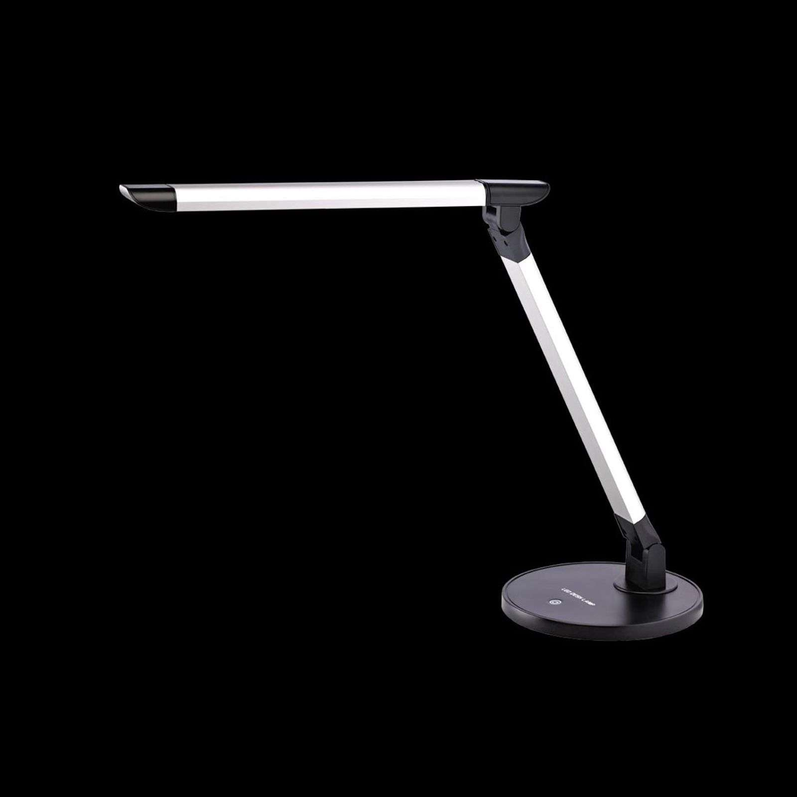 Lampe à poser LED pliable Chris à int variable