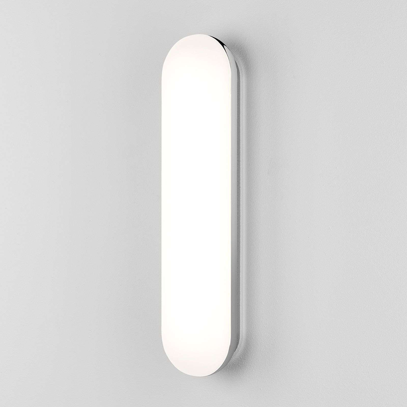 Applique LED Altea salle de bain, chromé brillant