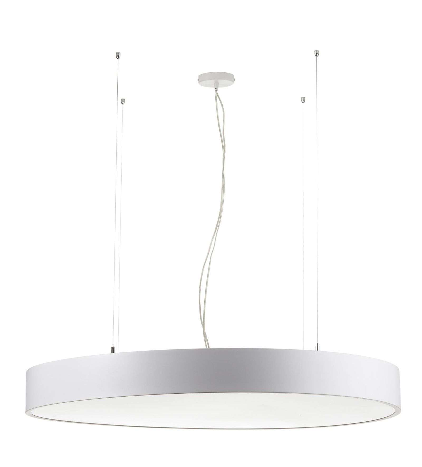 Grande suspension LED Isia, dimmable, 100cm Ø