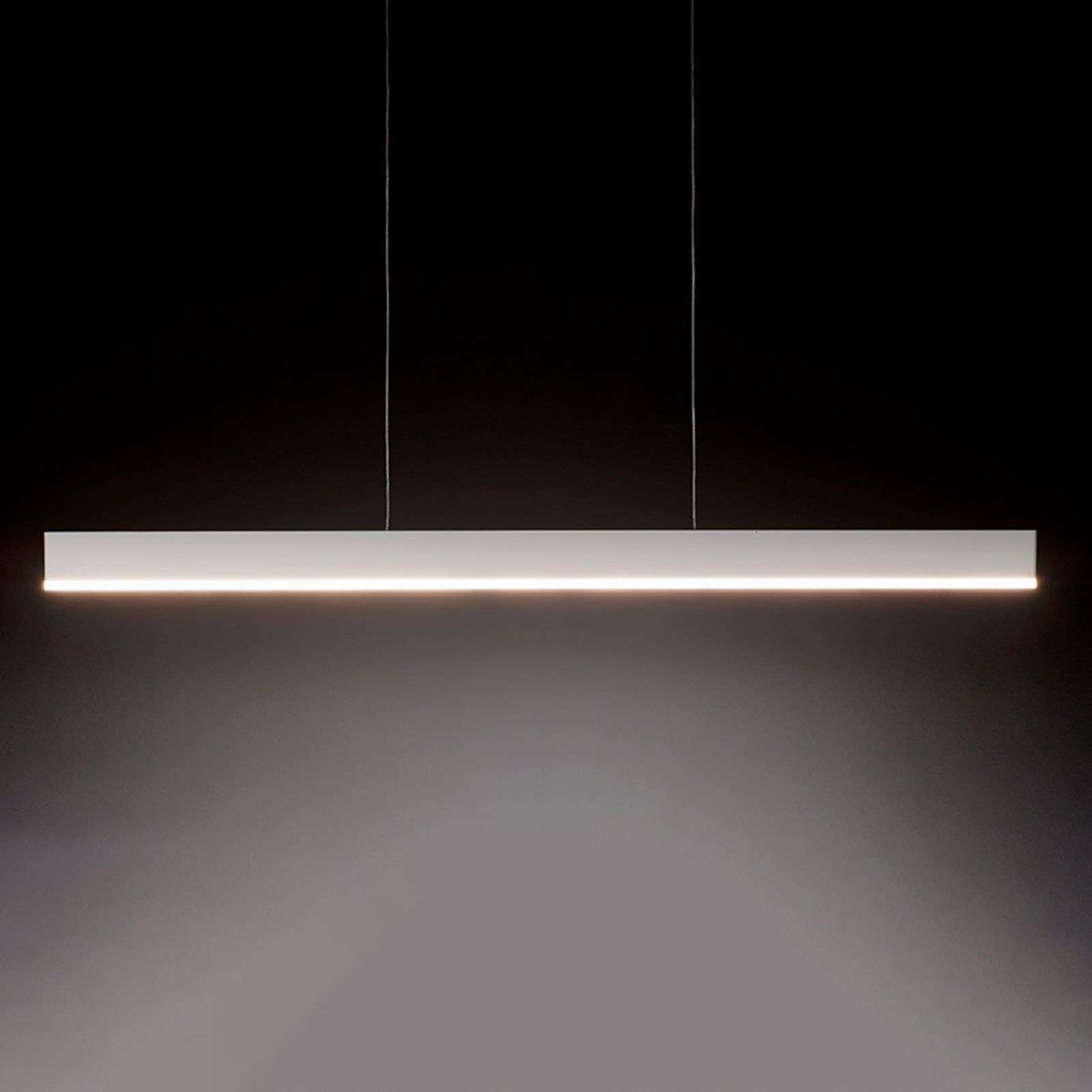 Suspension LED Riga, 160 cm