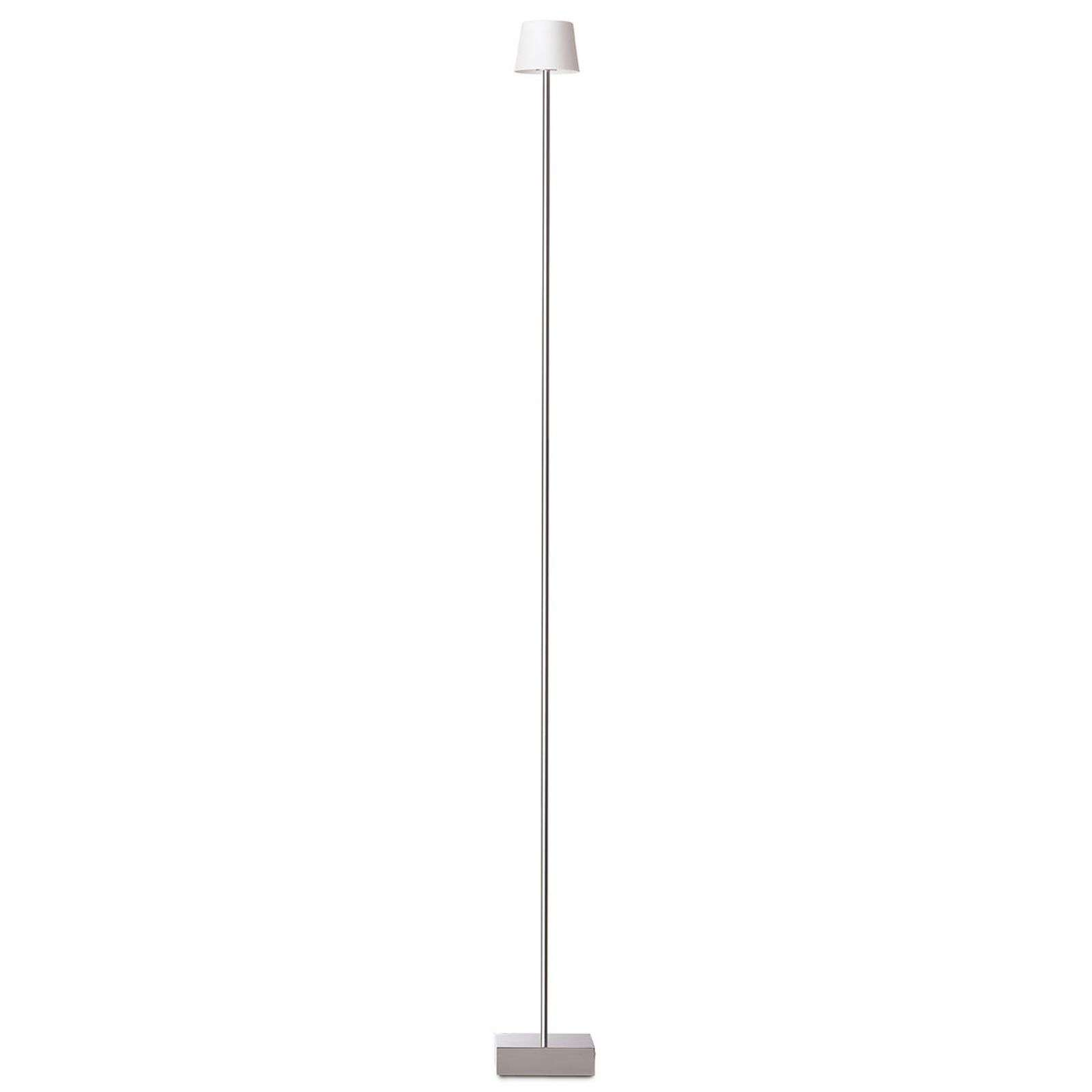 Lampadaire de designer intemporel Cut, 150 cm