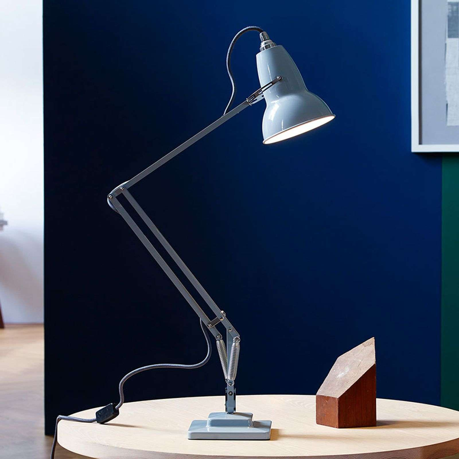 Anglepoise Original 1227 lampe à poser grise