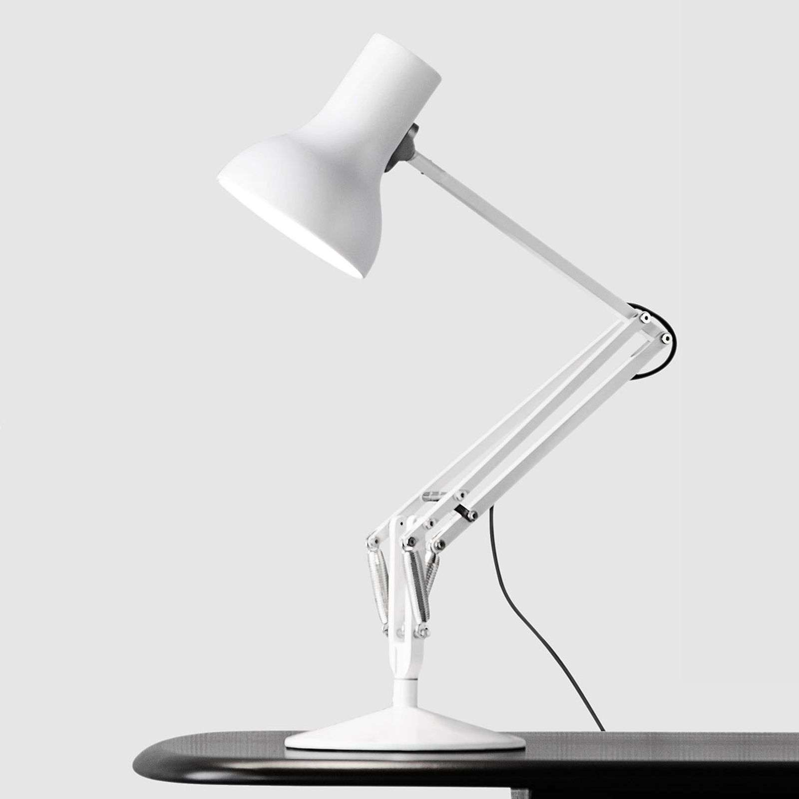 Anglepoise Type 75 Mini lampe à poser blanche