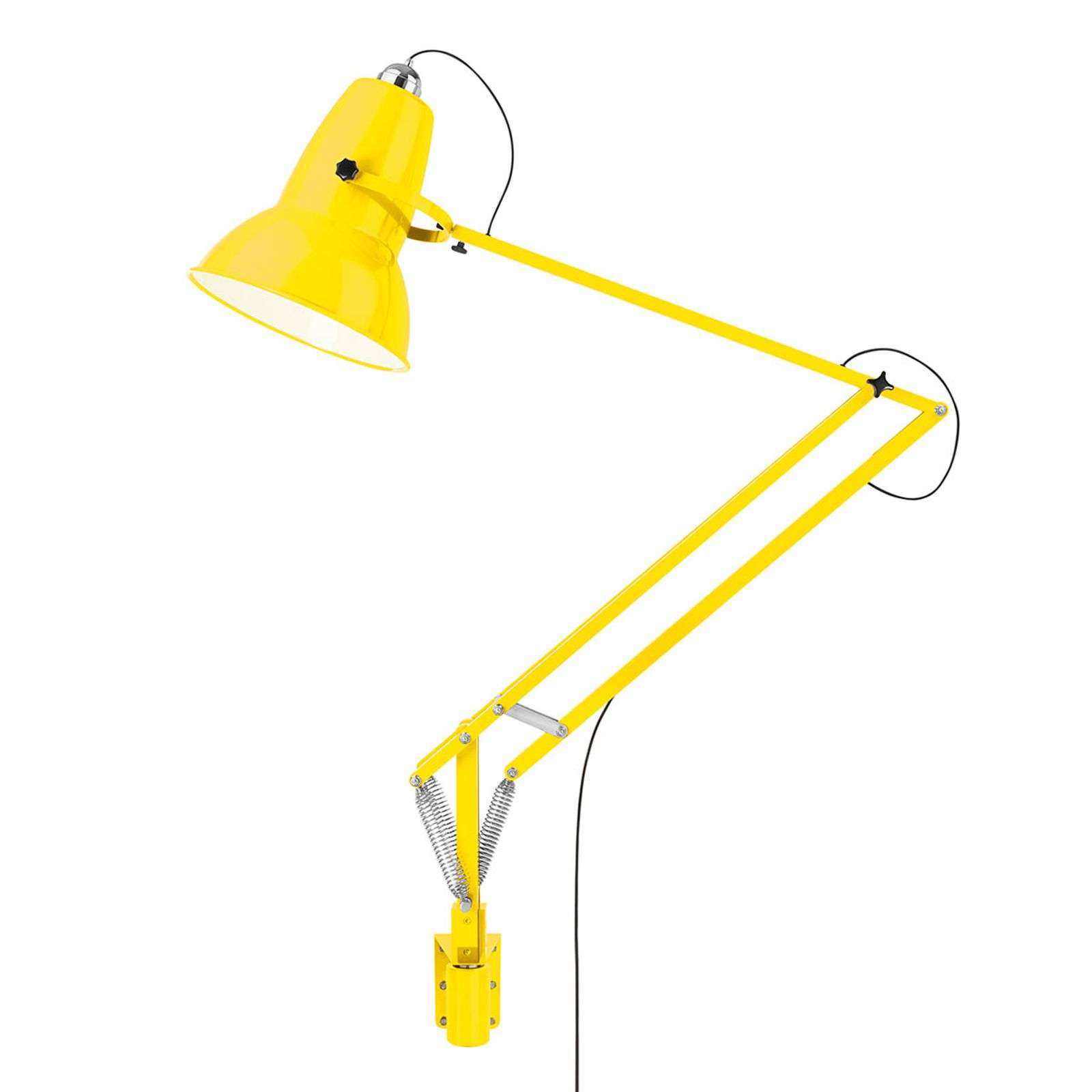 Anglepoise Original 1227 Giant applique jaune