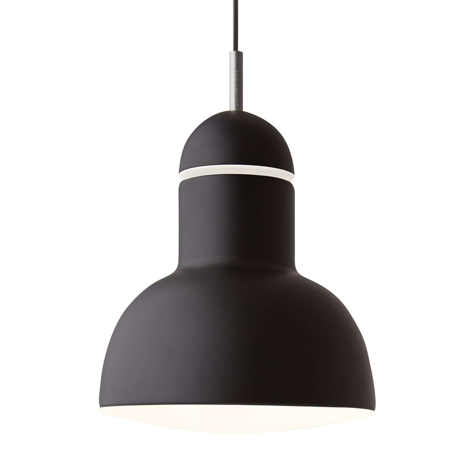 Anglepoise Type 75 Maxi suspension noir velours