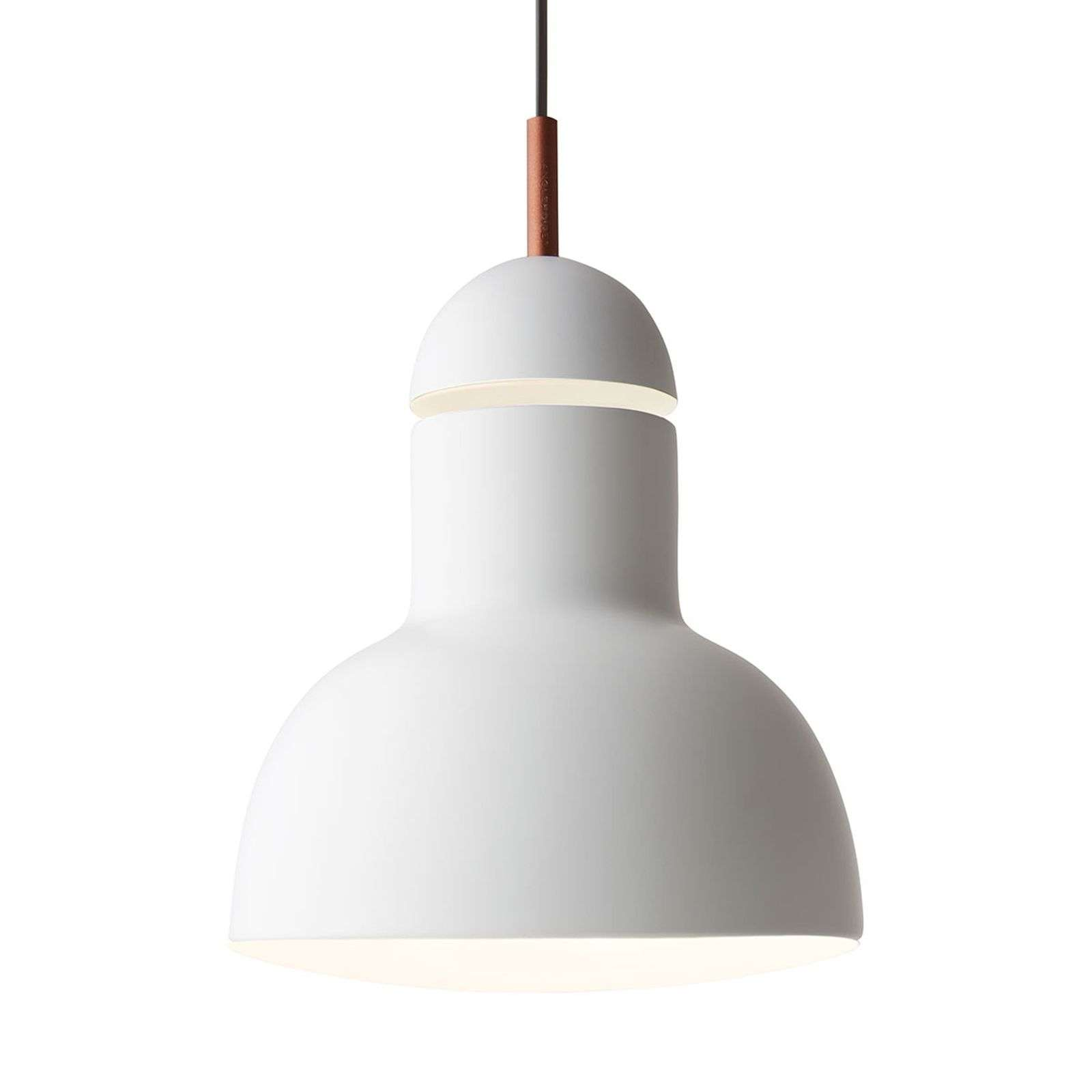 Anglepoise Type 75 Maxi suspension blanc alpin