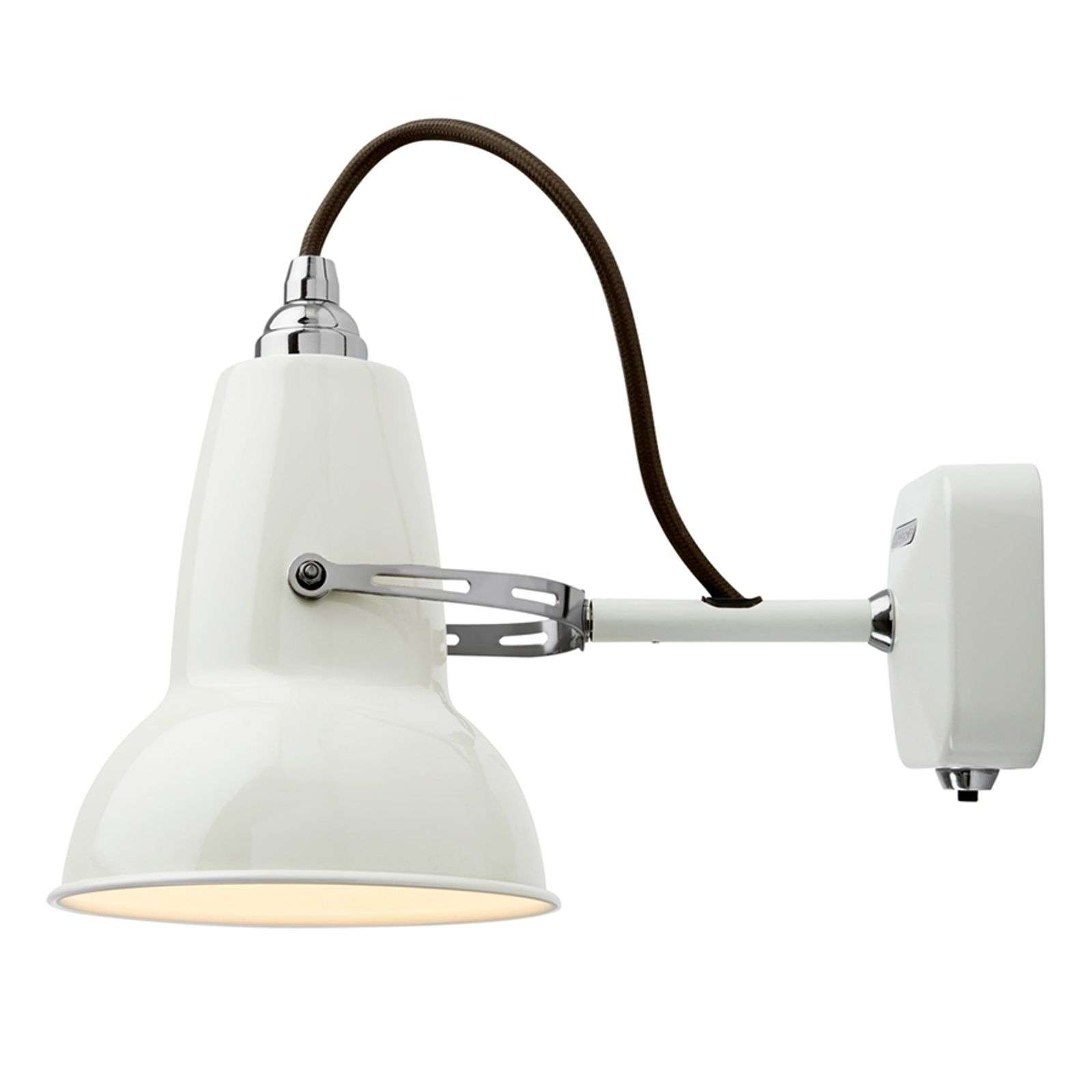 Anglepoise Original 1227 Mini applique blanche