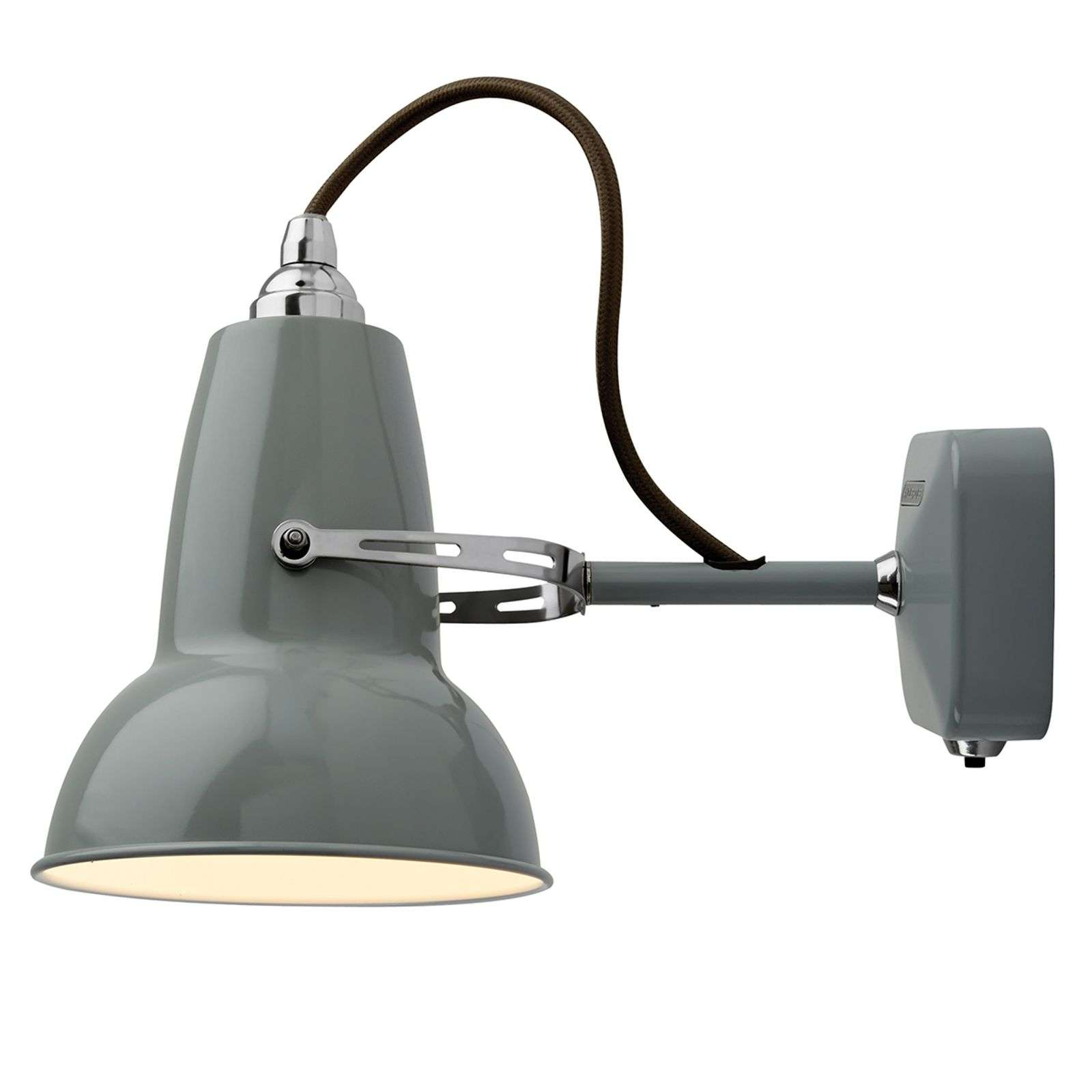 Anglepoise Original 1227 Mini applique grise