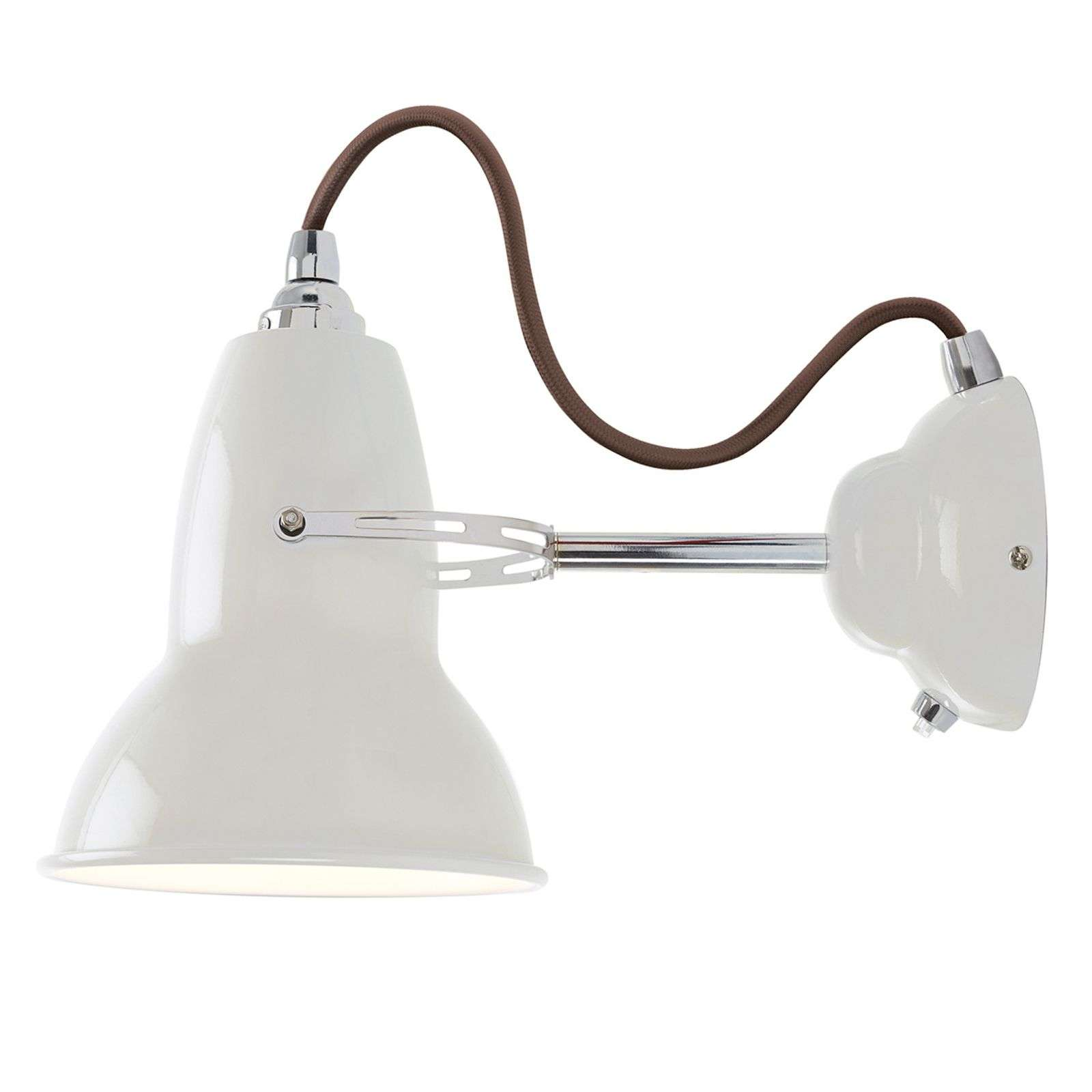 Anglepoise Original 1227 applique blanche