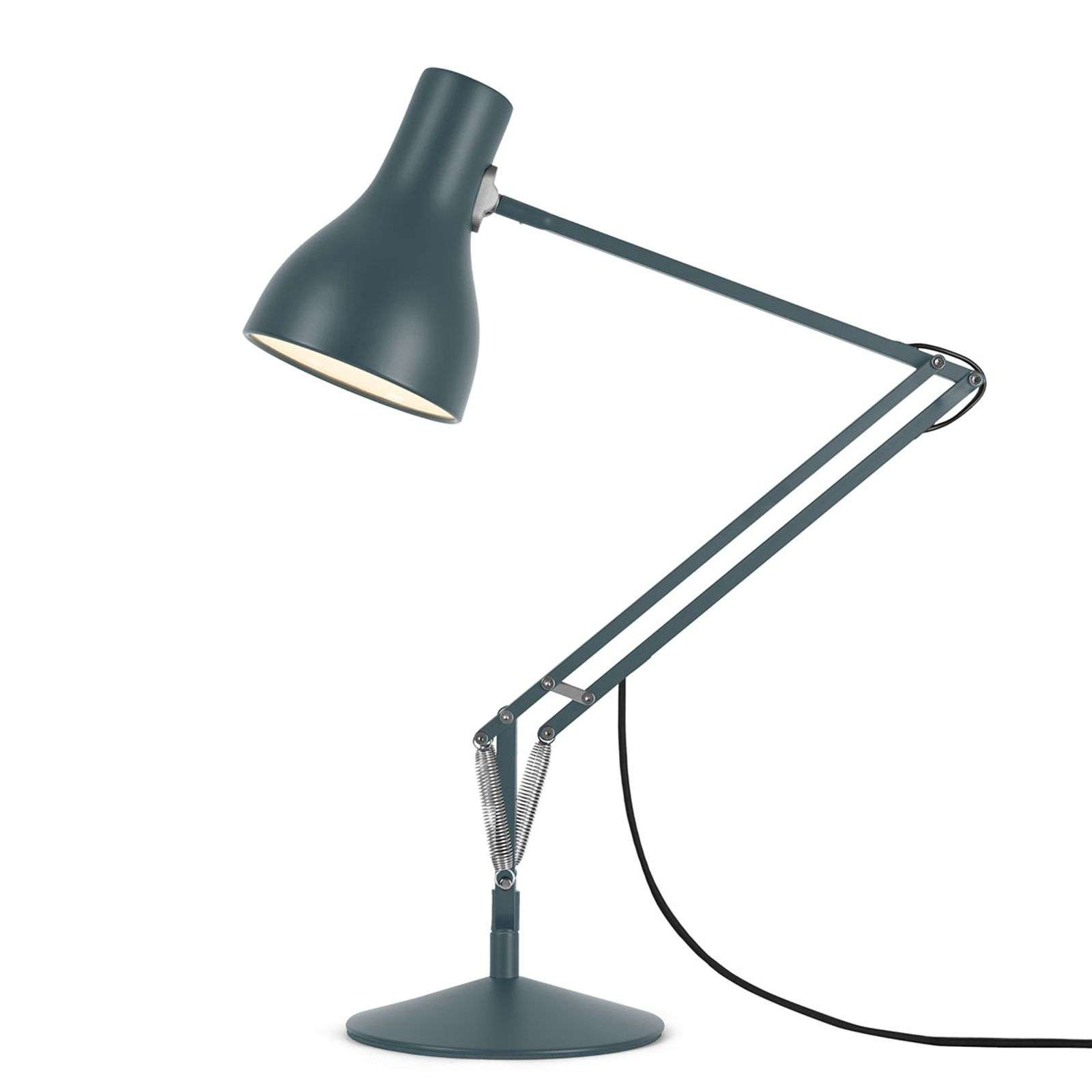 Anglepoise Type 75 lampe à poser grise ardoise