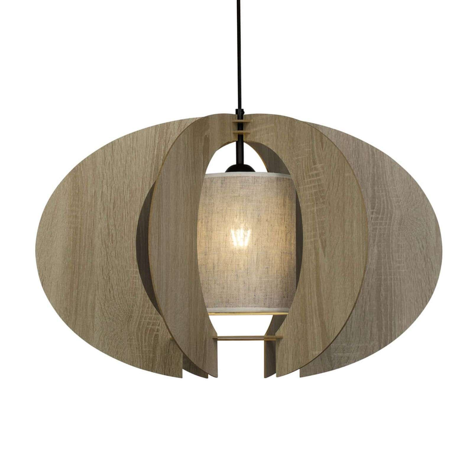 Belle suspension en bois Wings