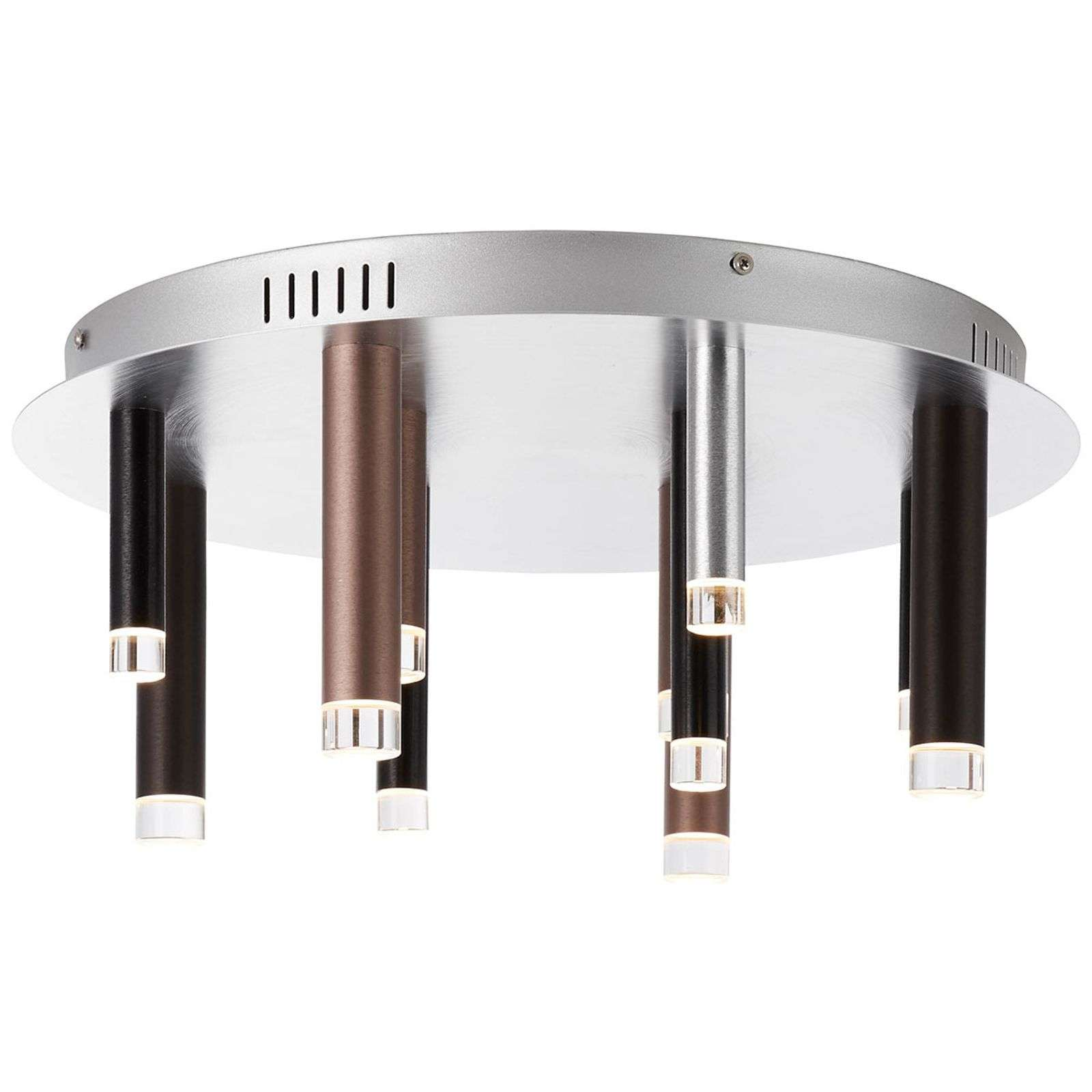 Plafonnier LED Cembalo dimmable 12 lampes