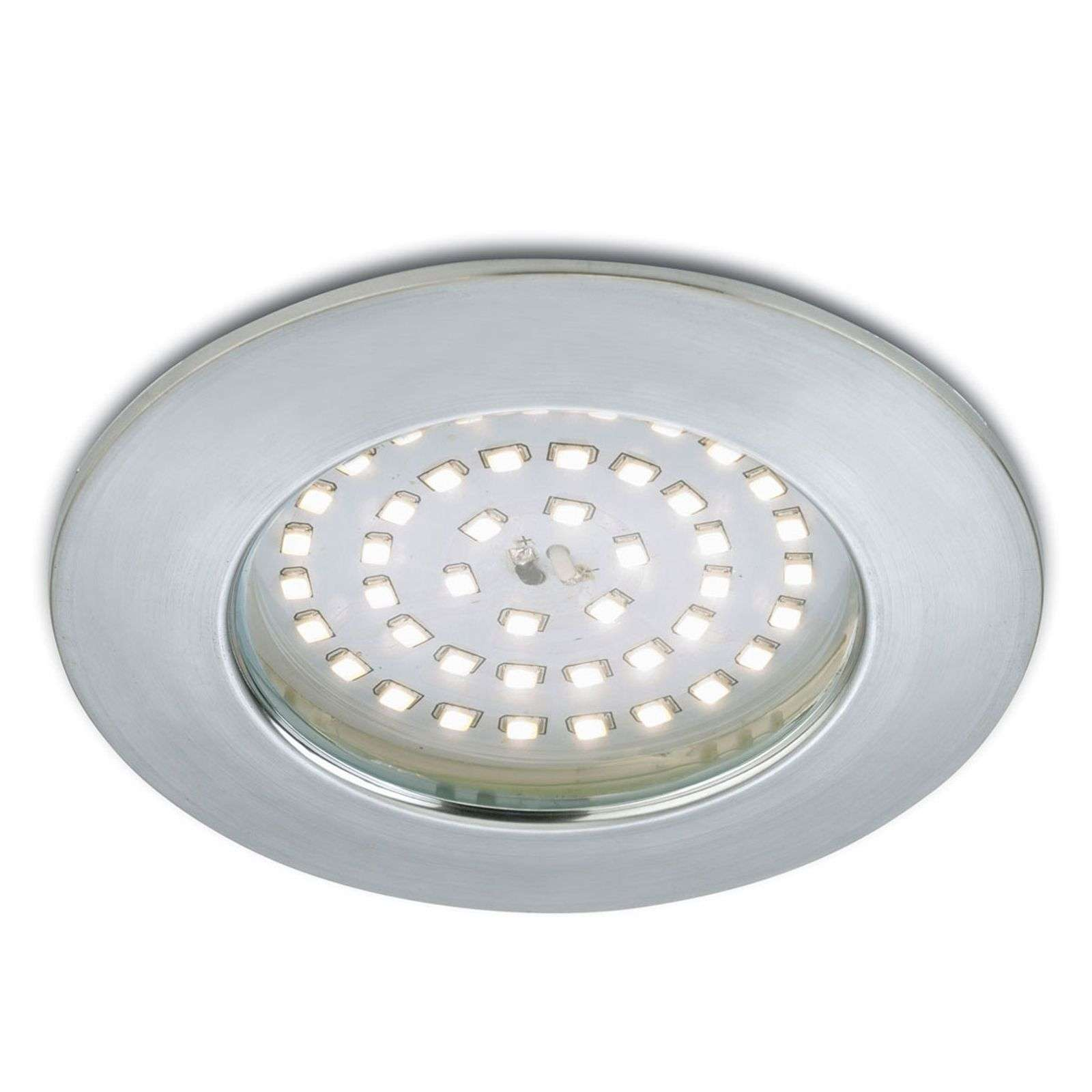 Spot encastré LED original Paul aluminium
