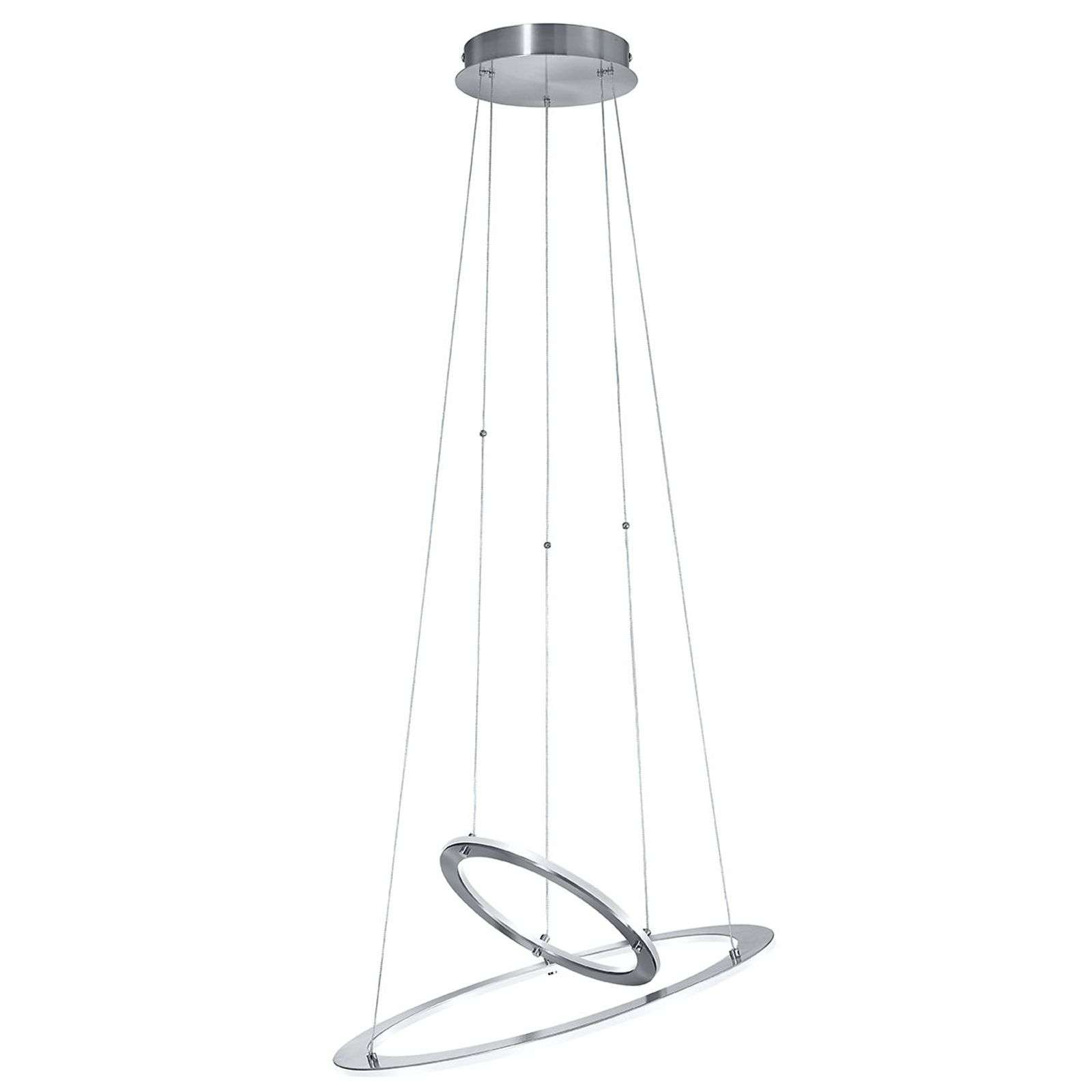 Suspension LED Mica I futuriste