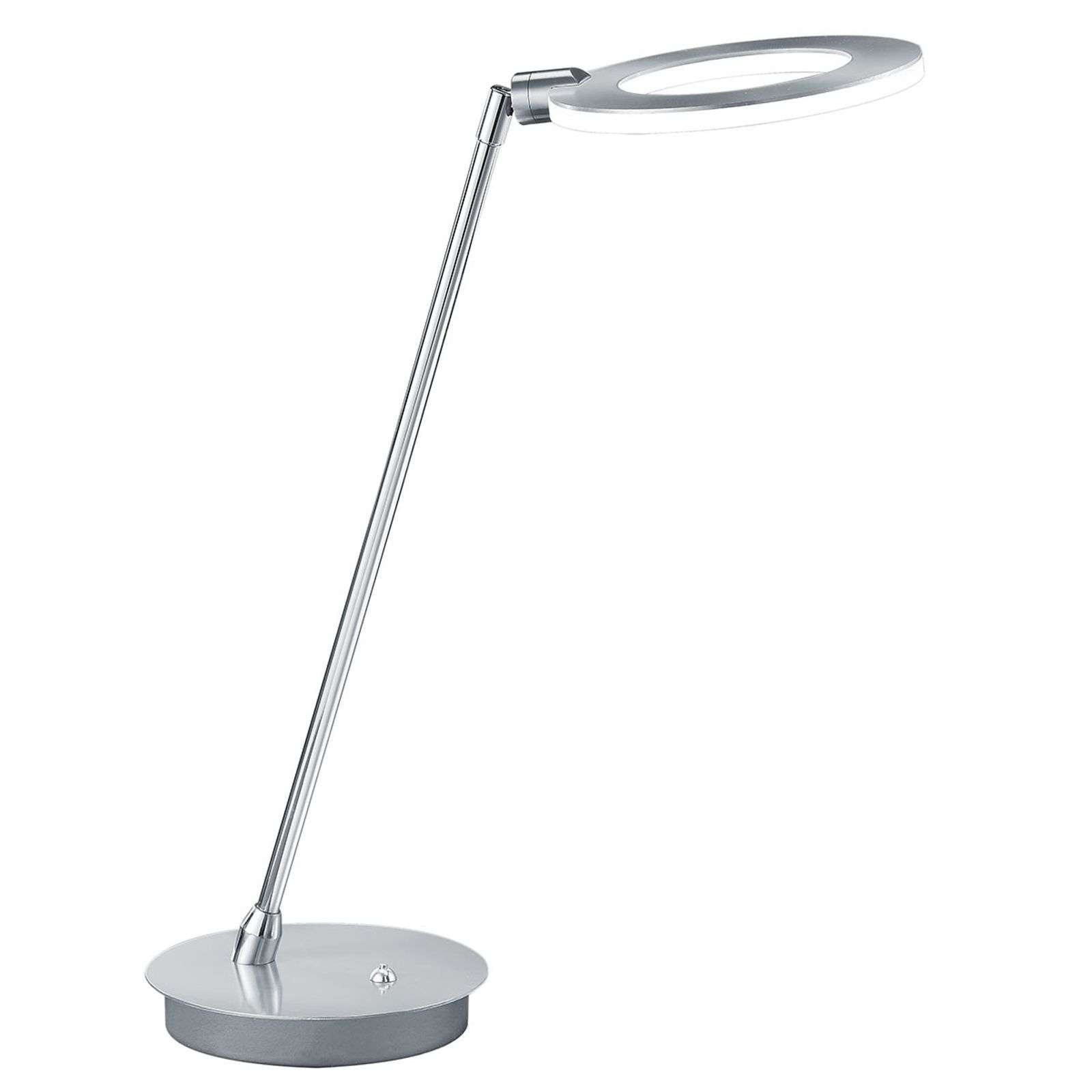 Lampe à poser LED Mica flexible, dimmable