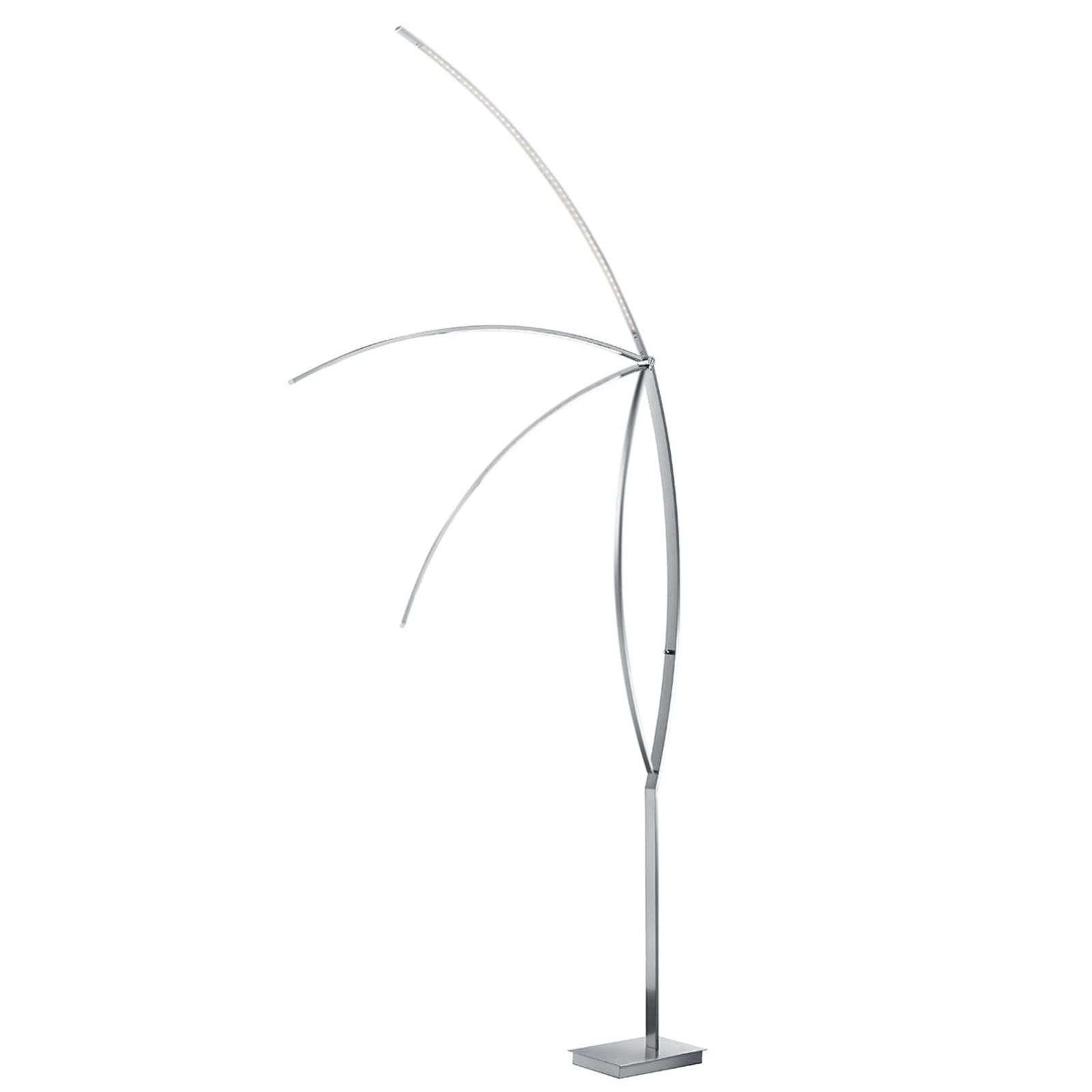 Lampadaire LED Tree pliable, 180 cm