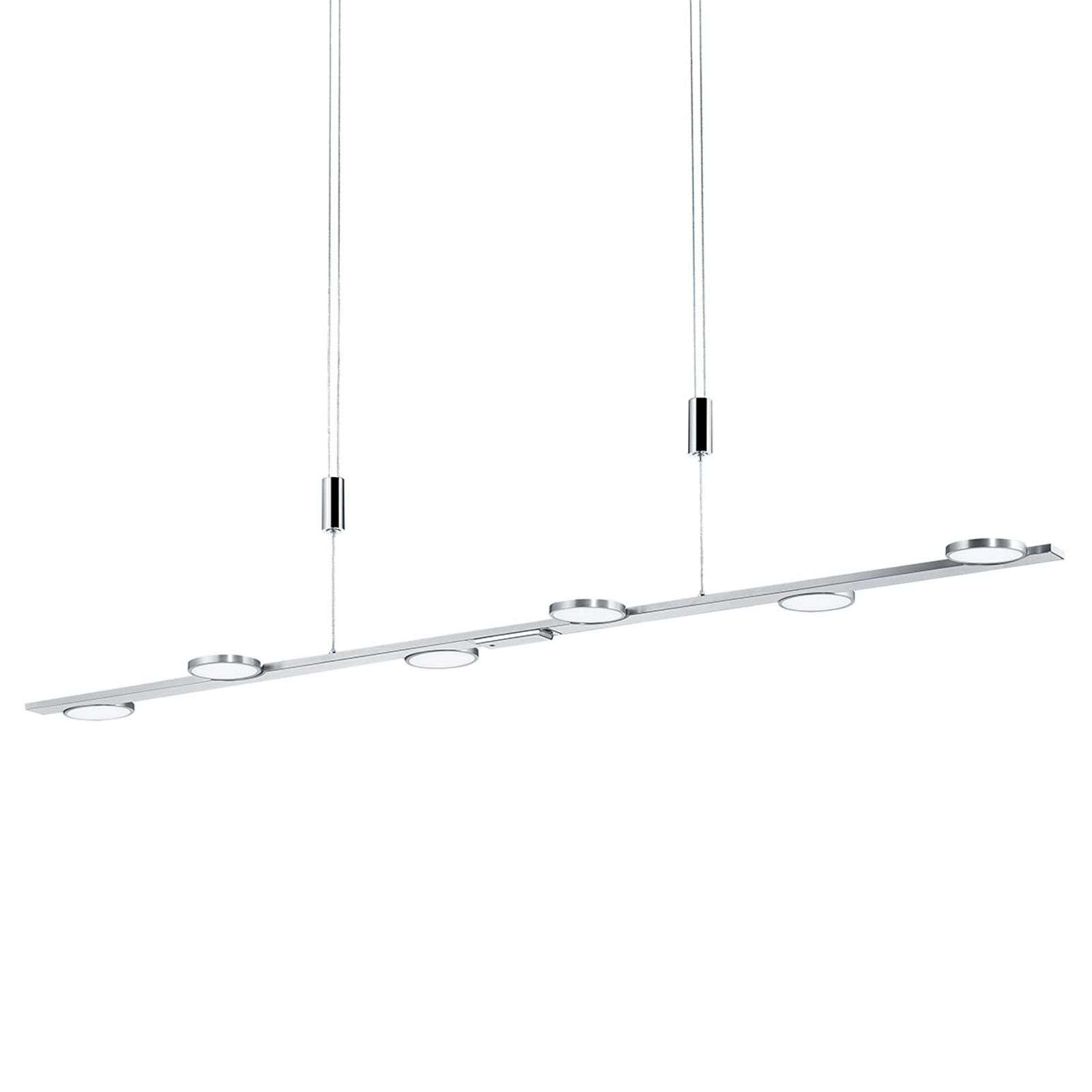 Suspension LED York fonctionnelle, dimmable