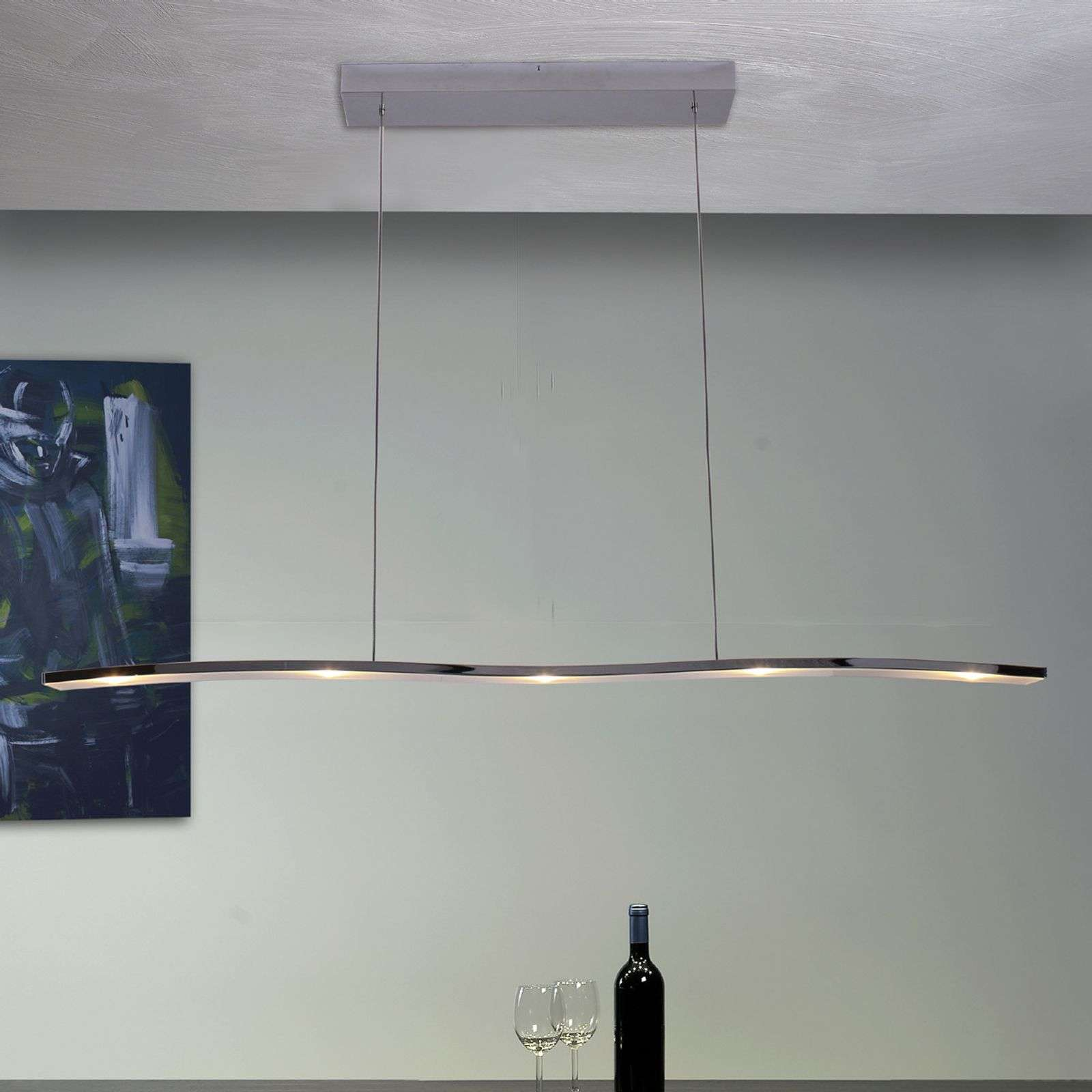 Suspension LED Onda ultra moderne