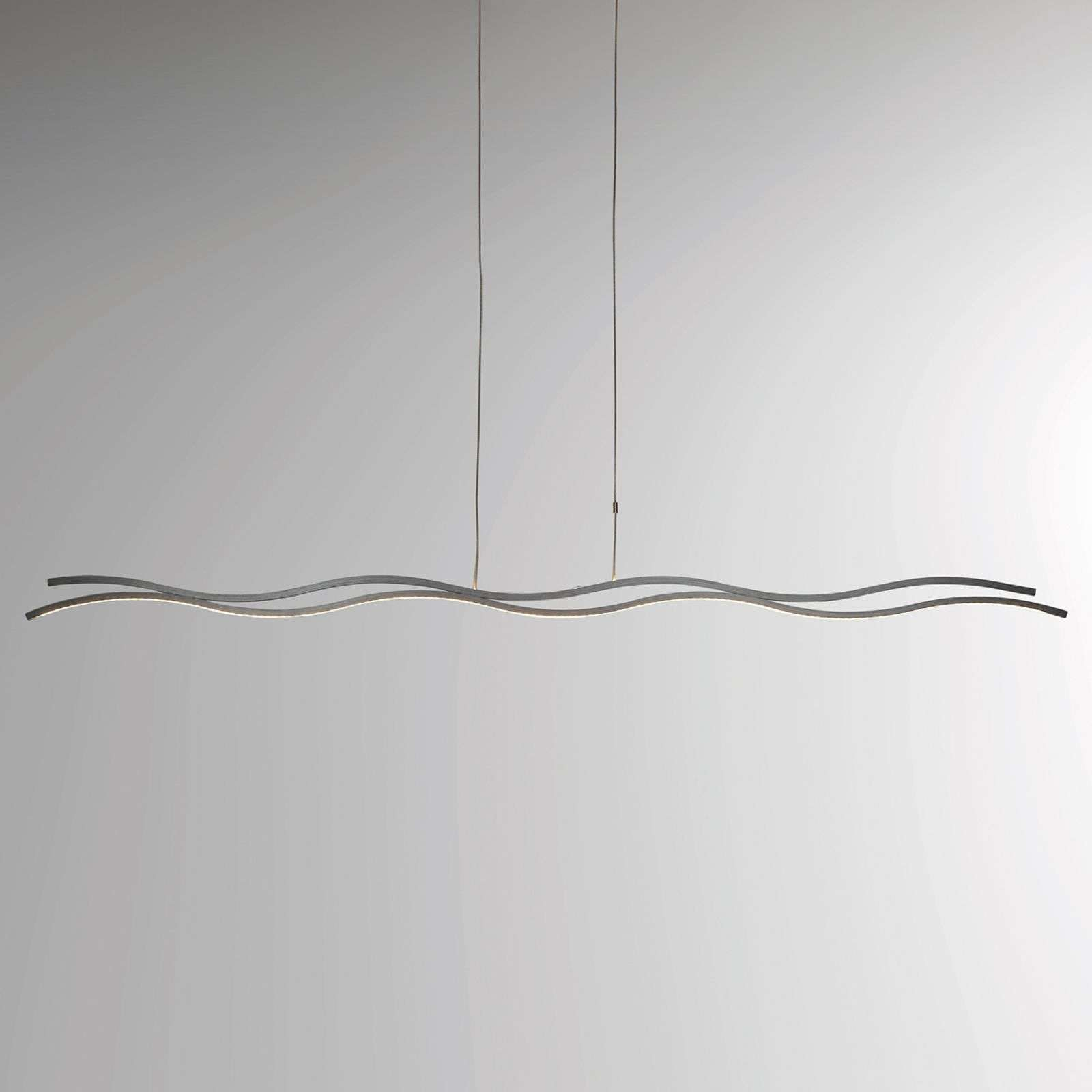 Suspension LED Soft avec variateur, 140 cm long