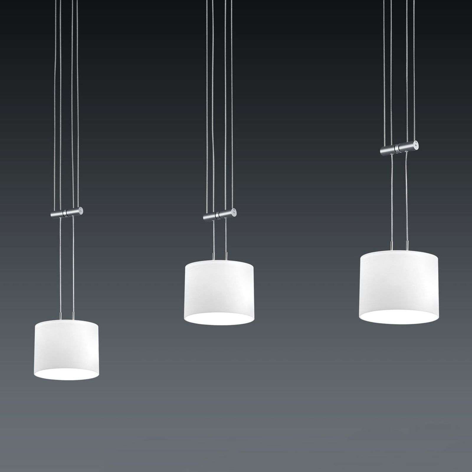 BANKAMP Grazia suspension LED compatible ZigBee 3l