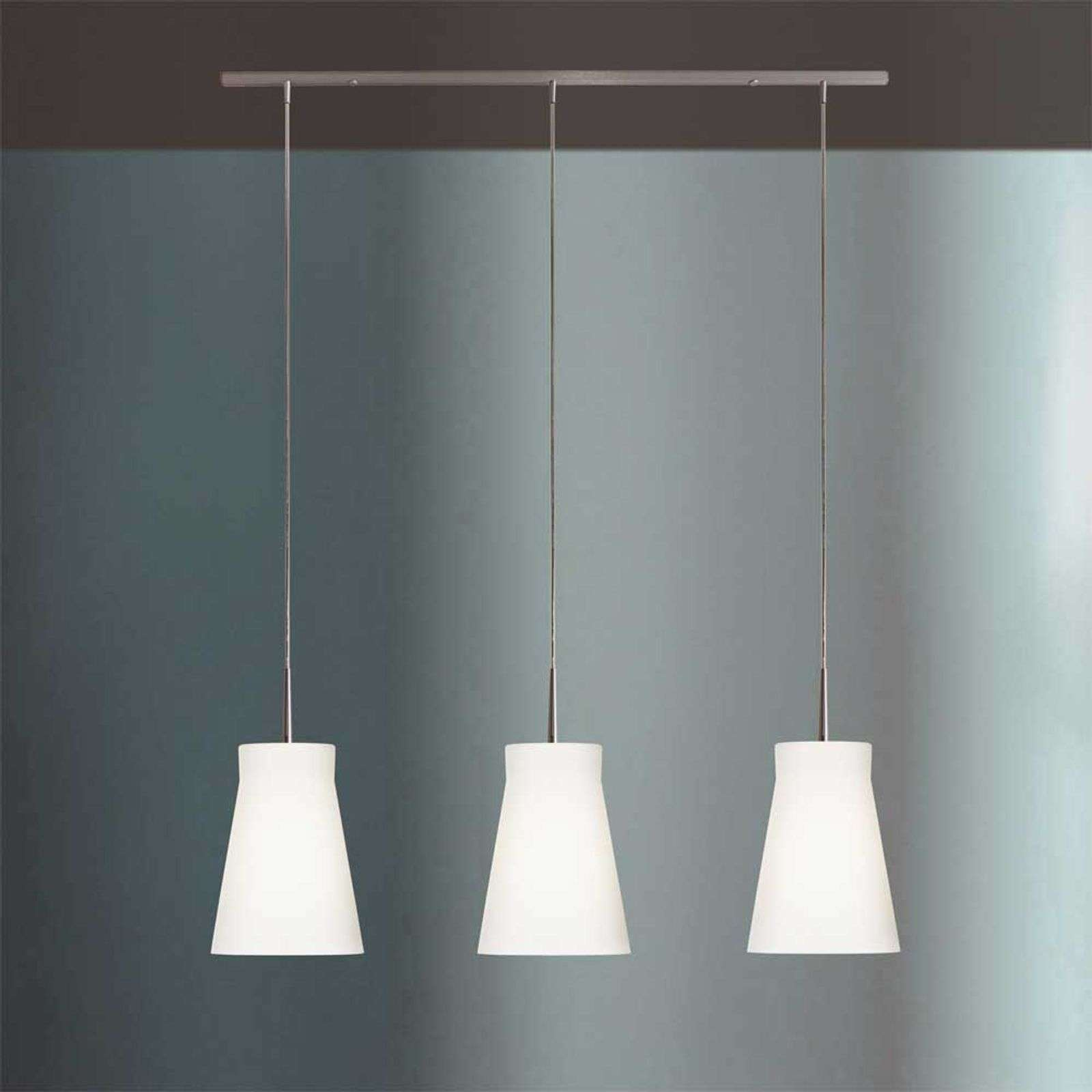 Momo - suspension 3 lampes