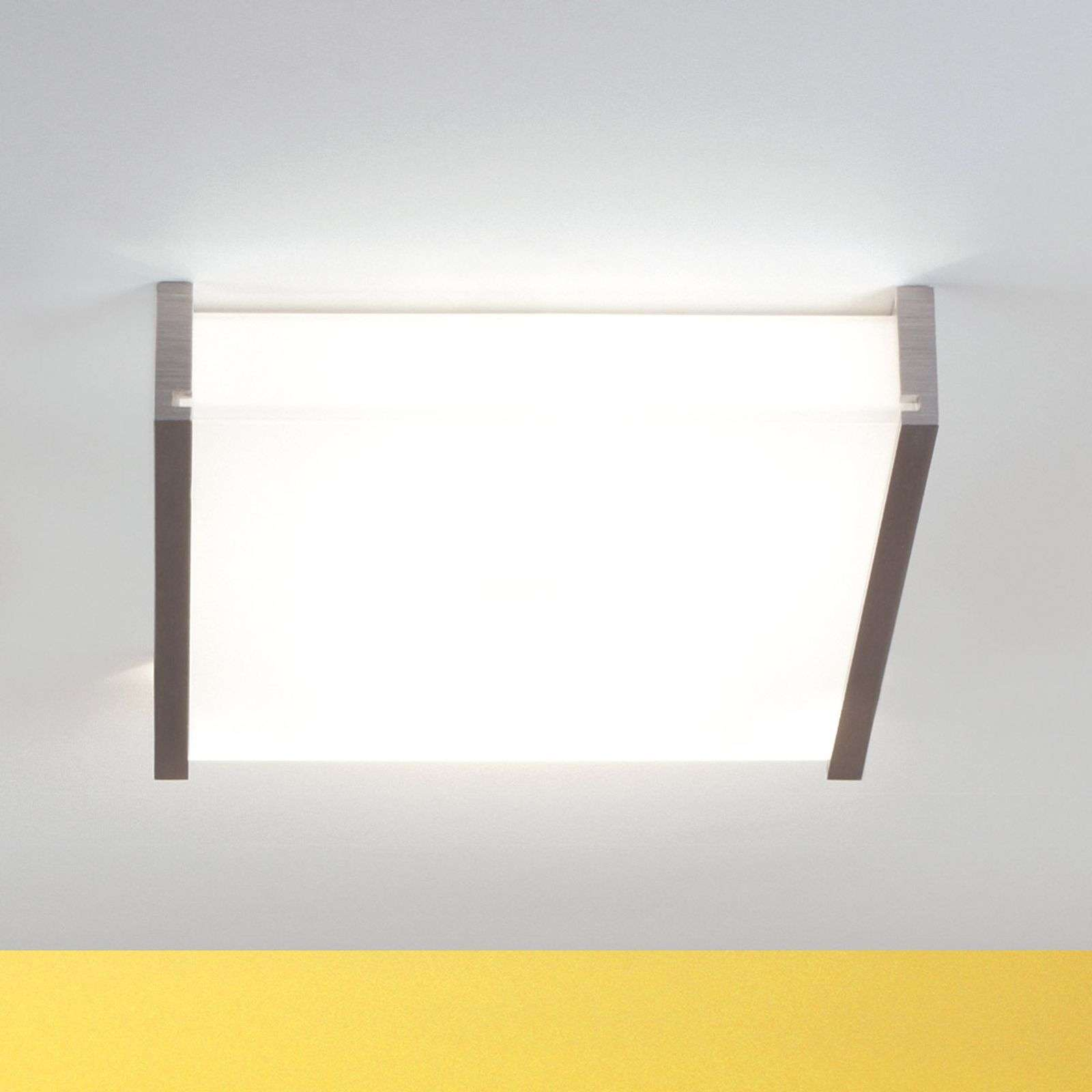 Plafonnier LED Box carré 40 cm