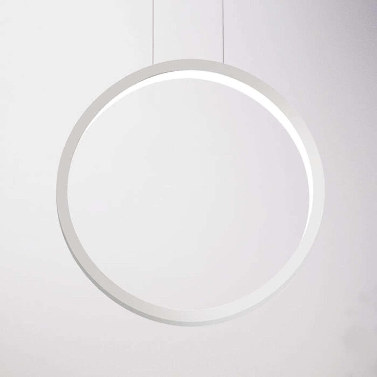 Suspension design LED Assolo, 43 cm