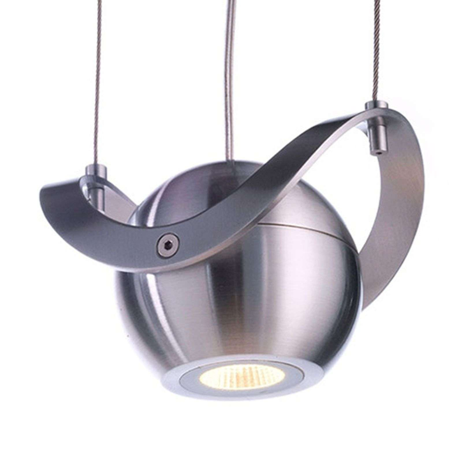 Suspension LED pivotant Lione