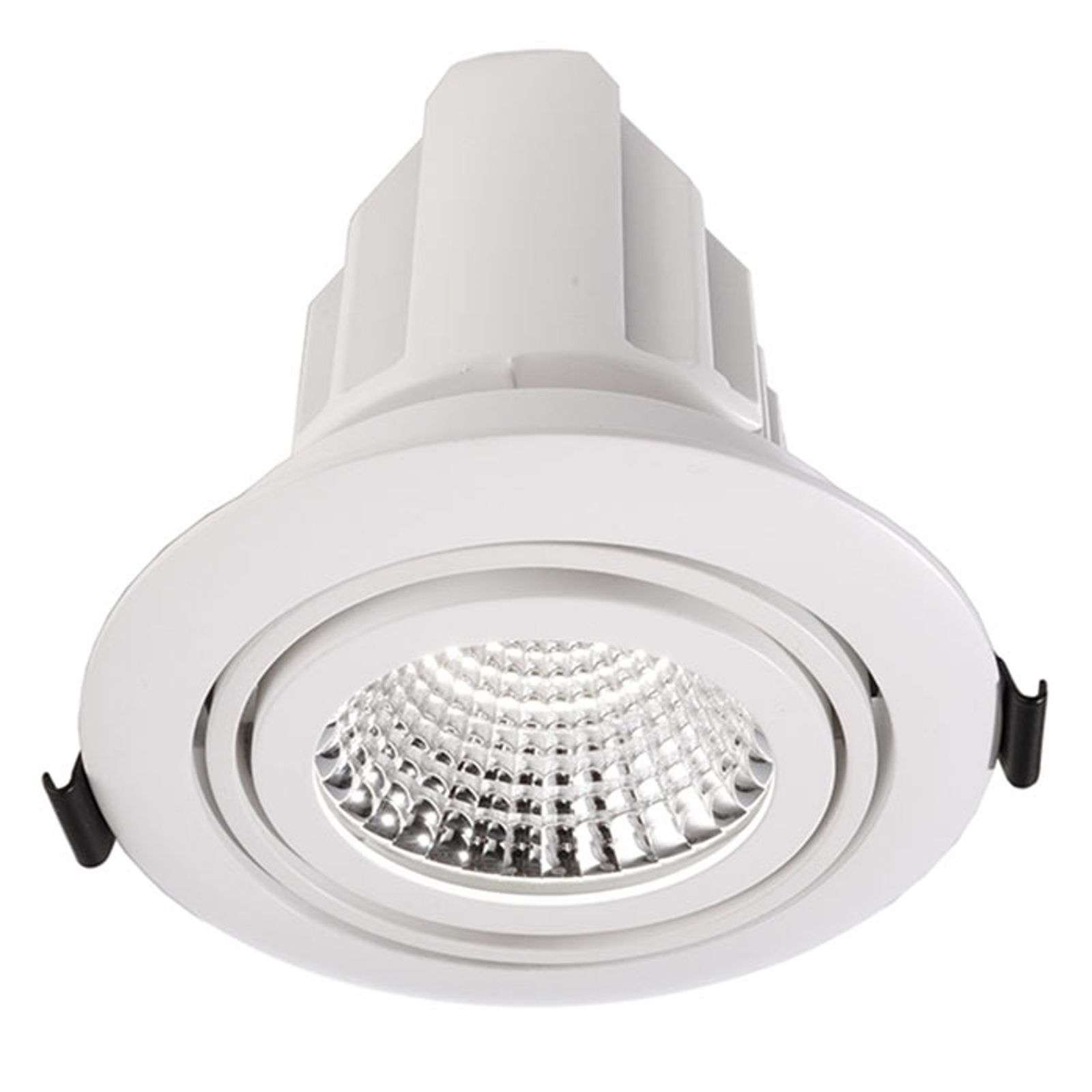 Spot encastrable LED rond Modular, 4 000 K
