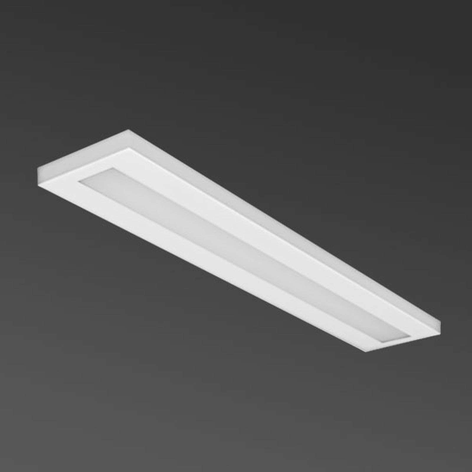 Applique LED en blanc, rectangulaire 48 W 3 000 K