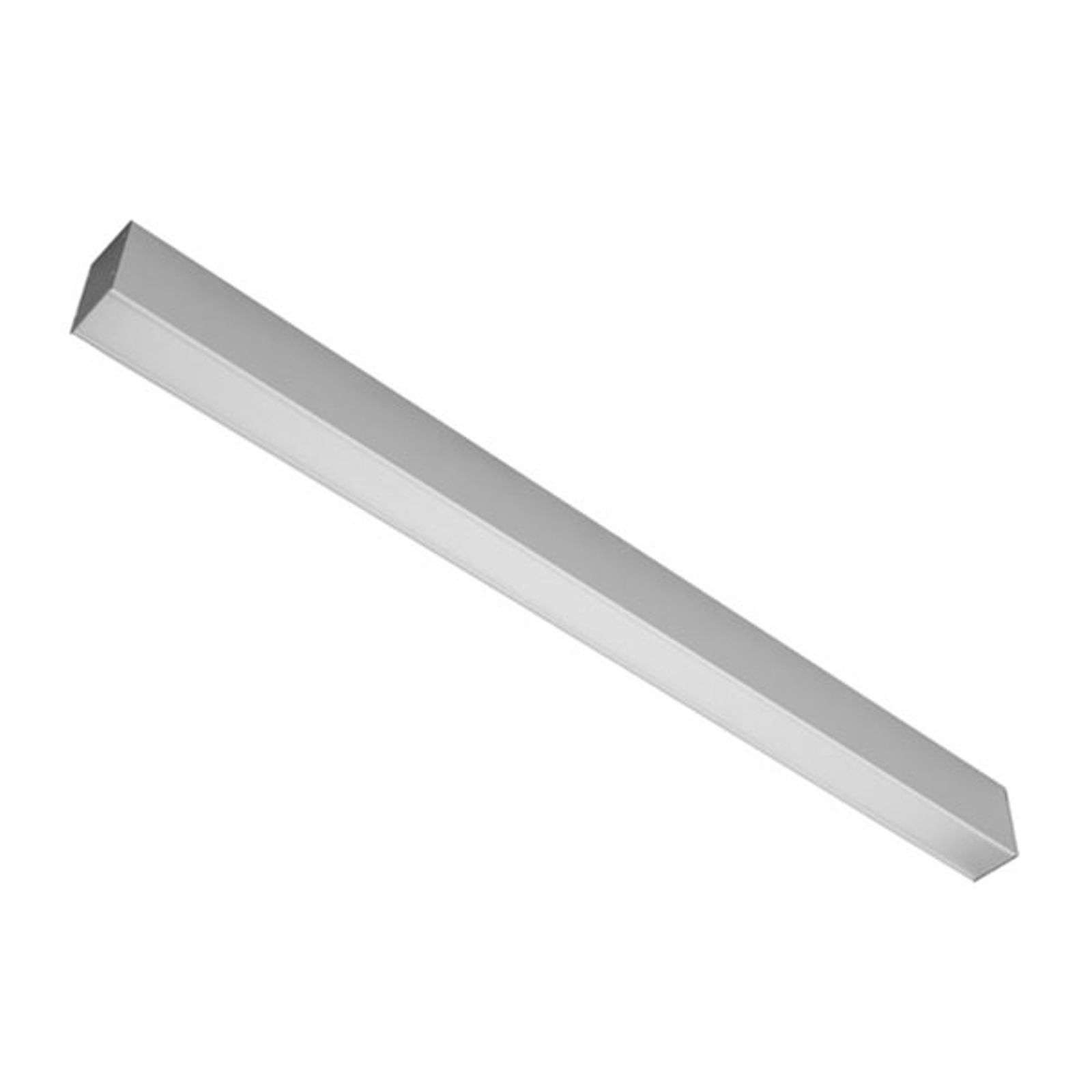 Applique LED aluminium 4 000 K 54 W