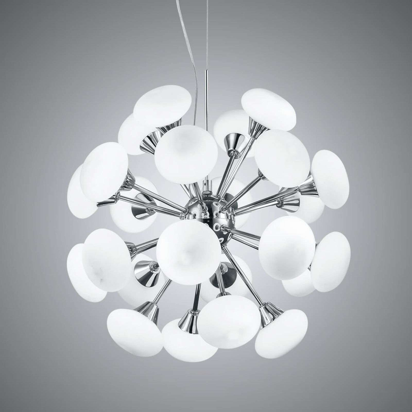 Suspension LED spectaculaire Jupiter, 40 cm