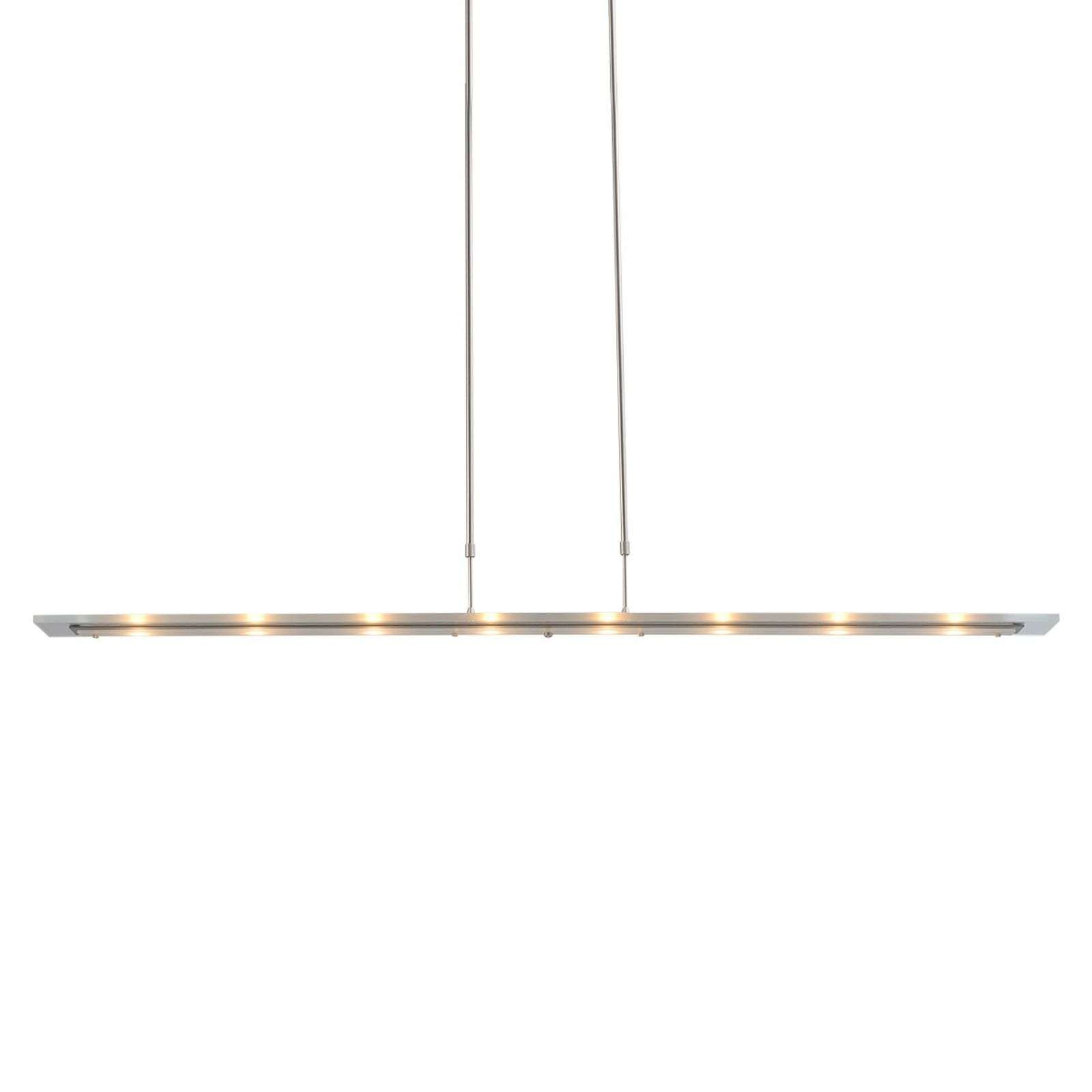 Suspension LED dimmable Vigo 130 cm