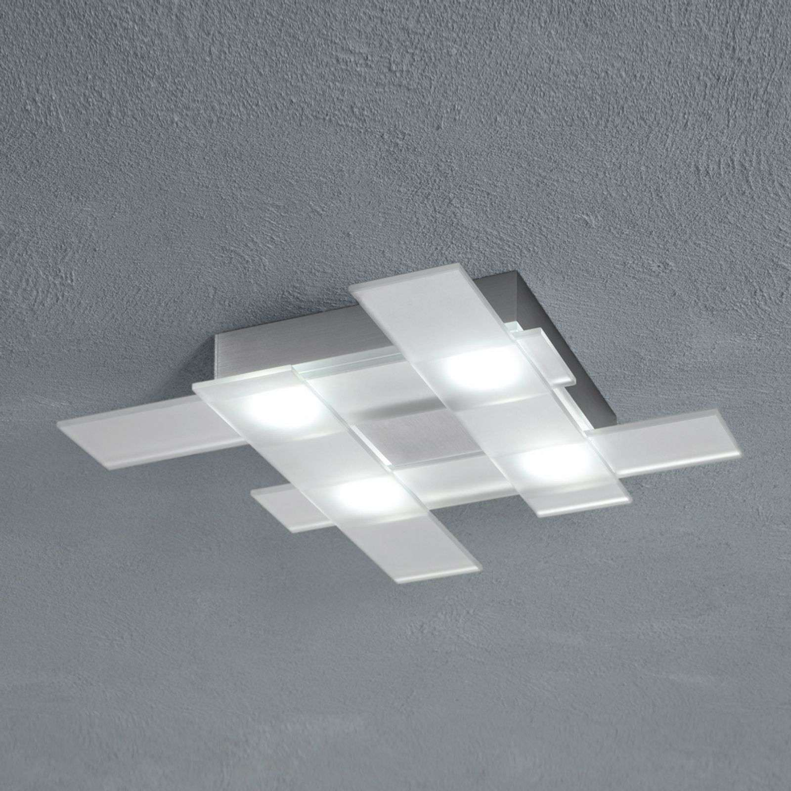 Plafonnier LED Manhattan, dimmable