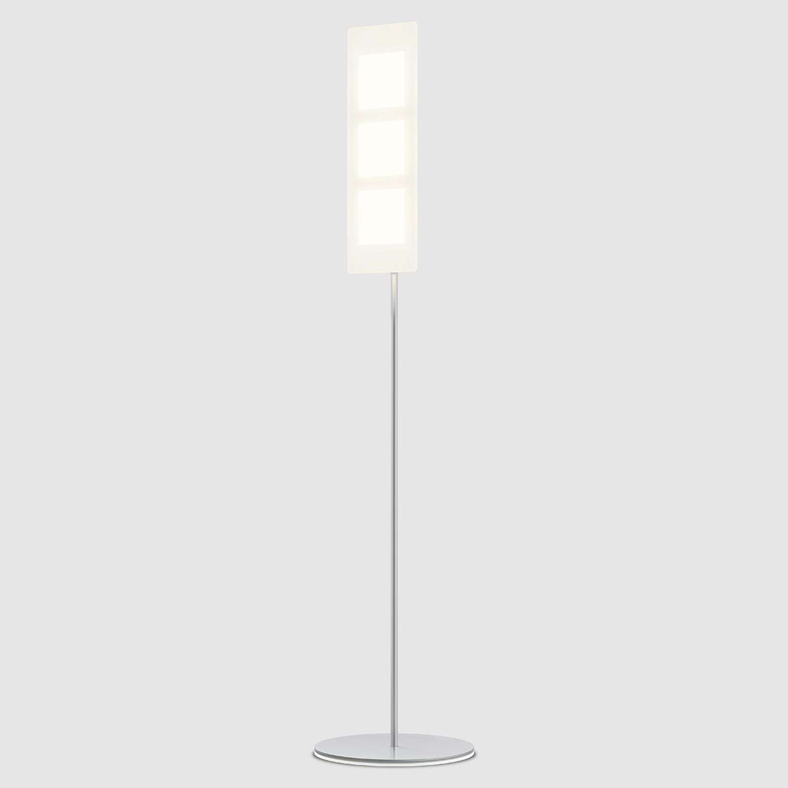 OMLED One f3 - lampadaire OLED en blanc
