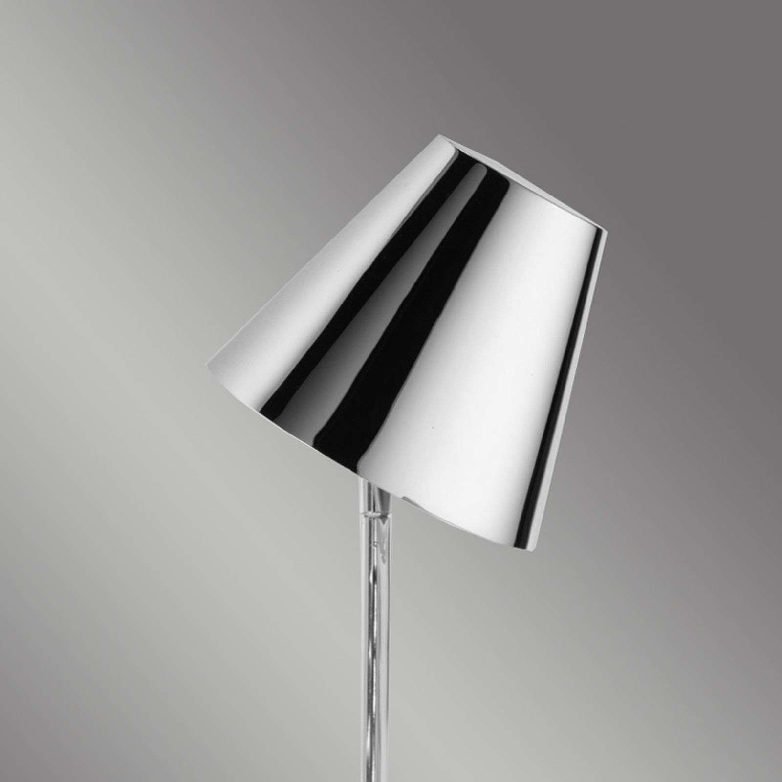 Lampadaire LED raffiné JAZZ chrome