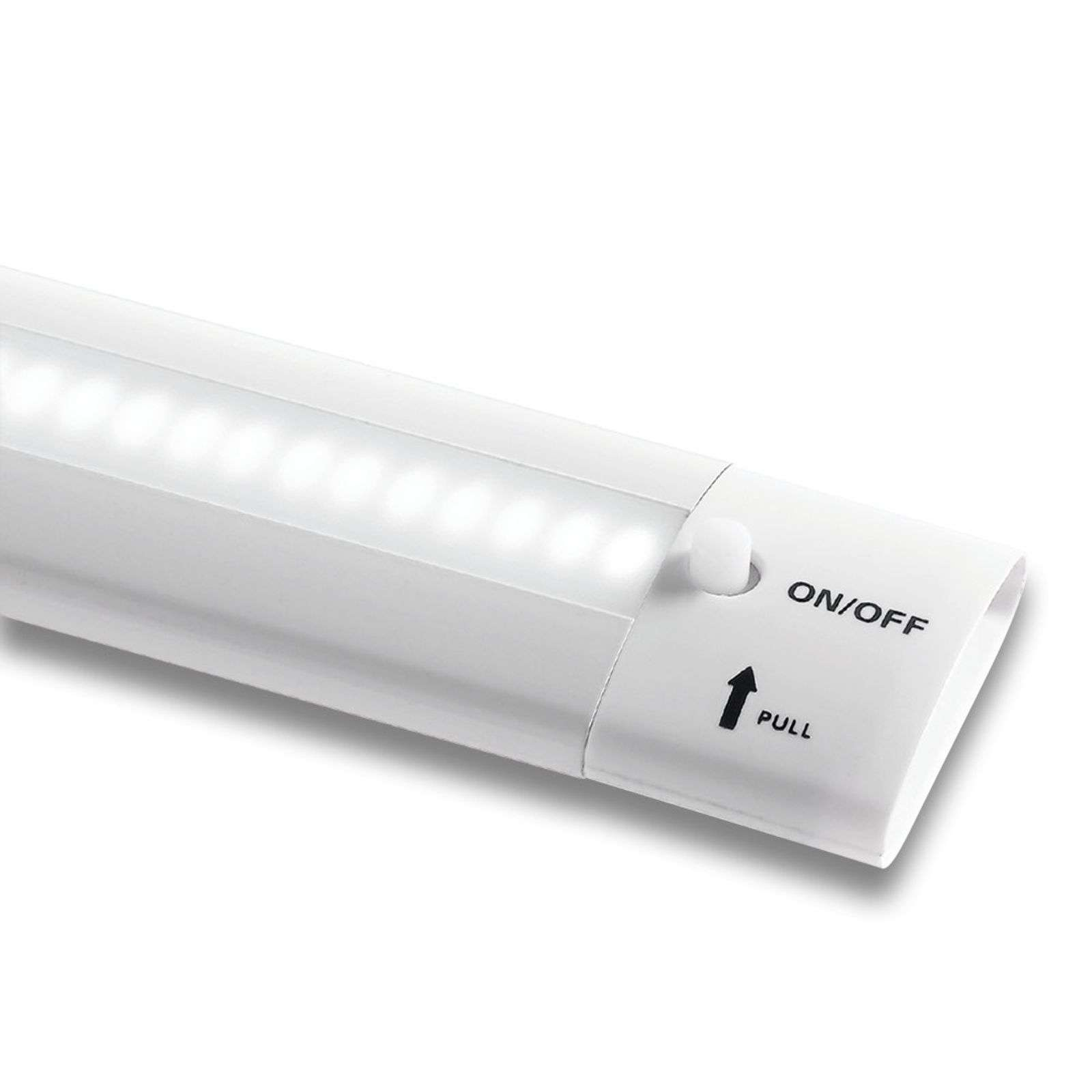 Applique sous meuble LED 5W Galway 6690, blanc